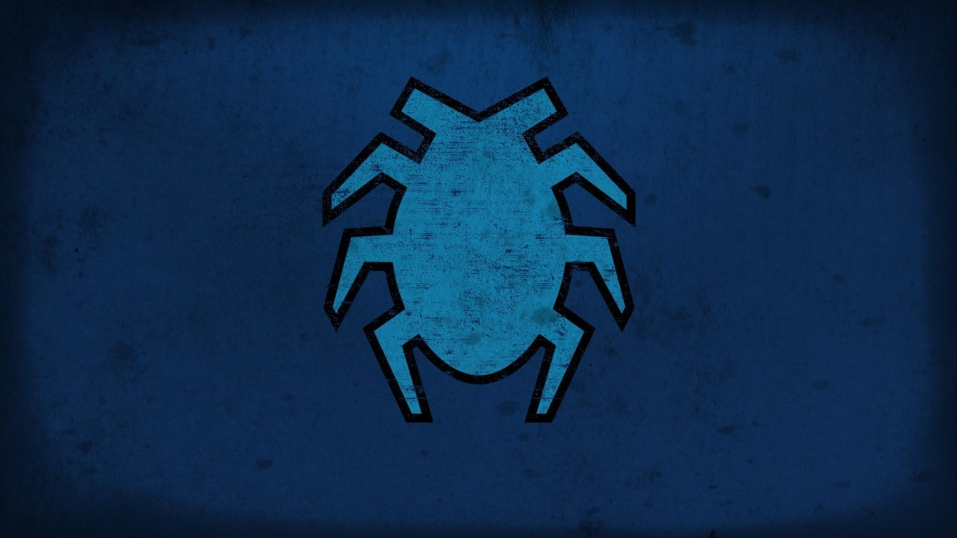 Blue Beetle wallpaper