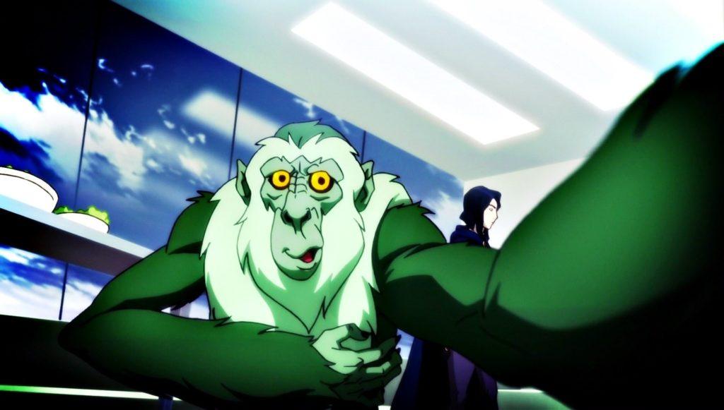 Movie – Teen Titans: The Judas Contract Teen Titans Beast Boy Garfiel Logan  Raven (