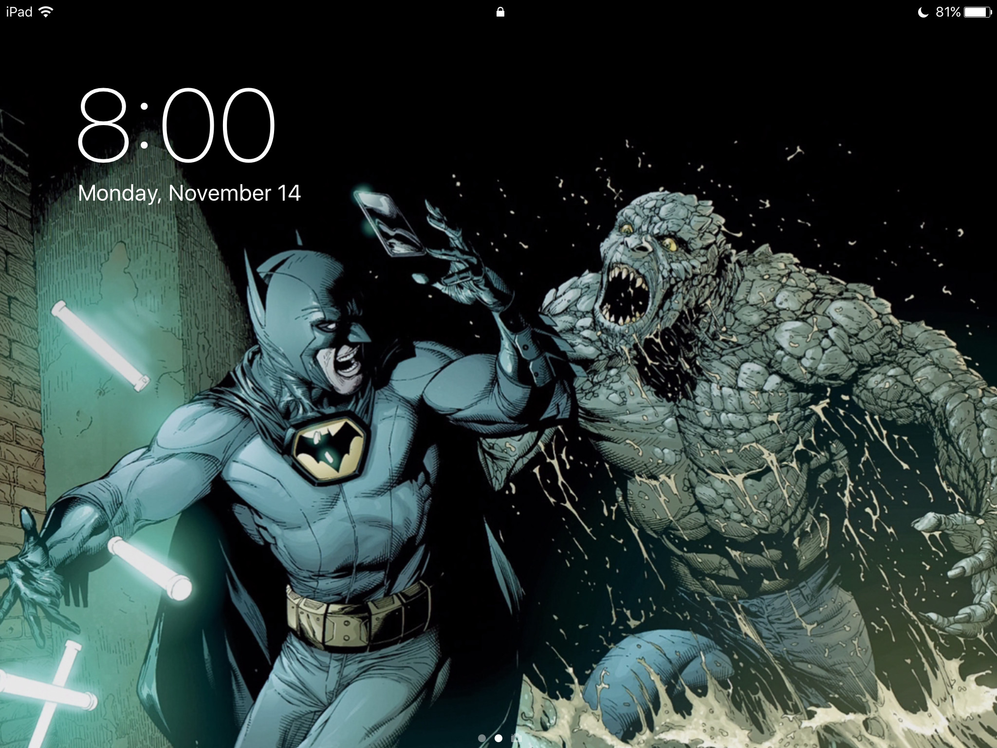 Wallpaper thread anyone? Post your DC related wallpapers!