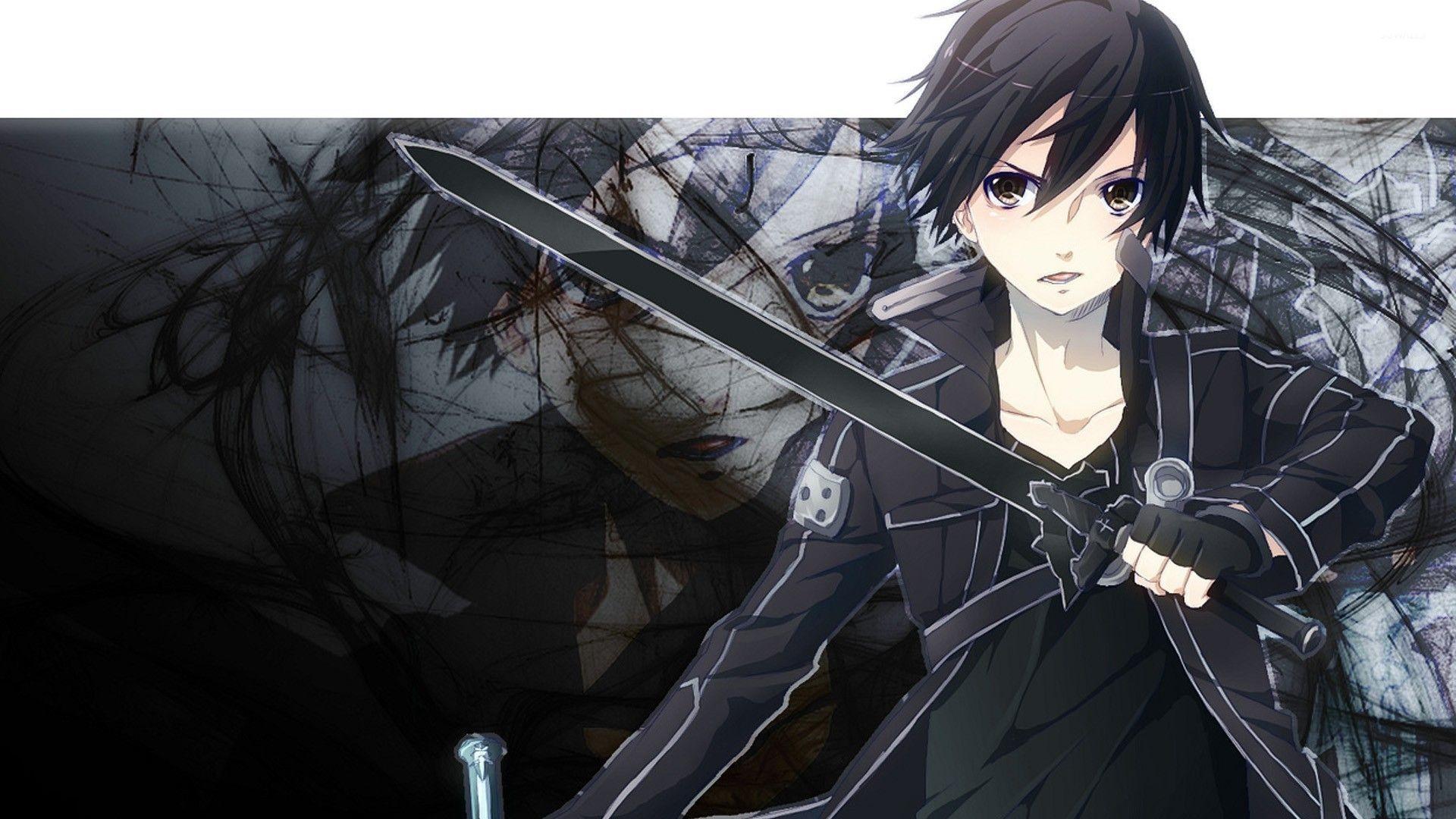 Kirito – Sword Art Online [4] wallpaper jpg