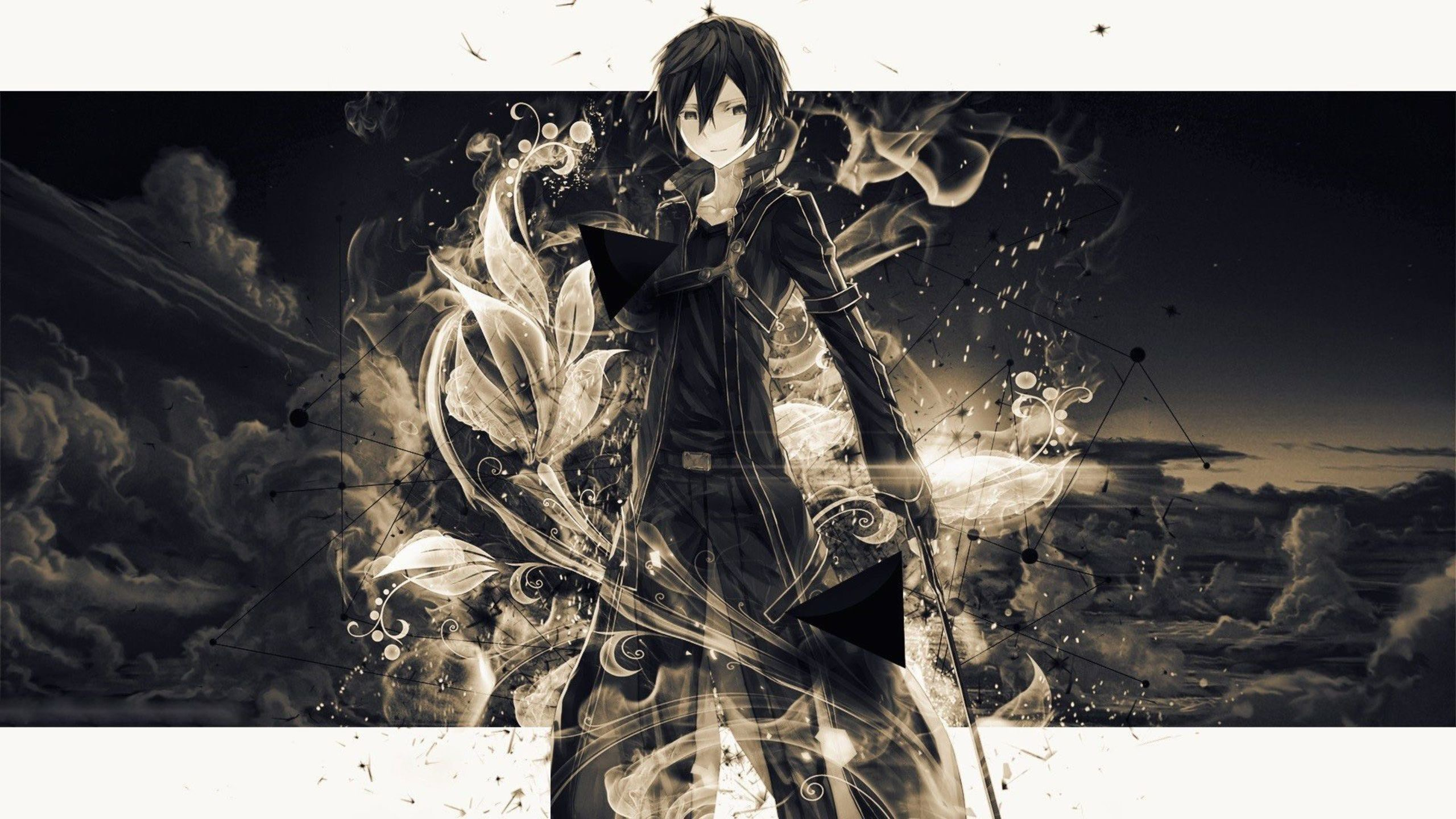 Kirito – Sword Art Online Wallpaper #1275