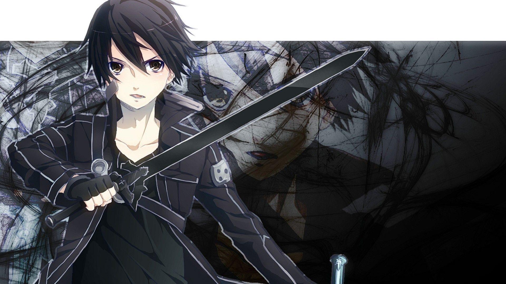 kirito – Kirito(Sword Art Online) Wallpaper (34958361) – Fanpop