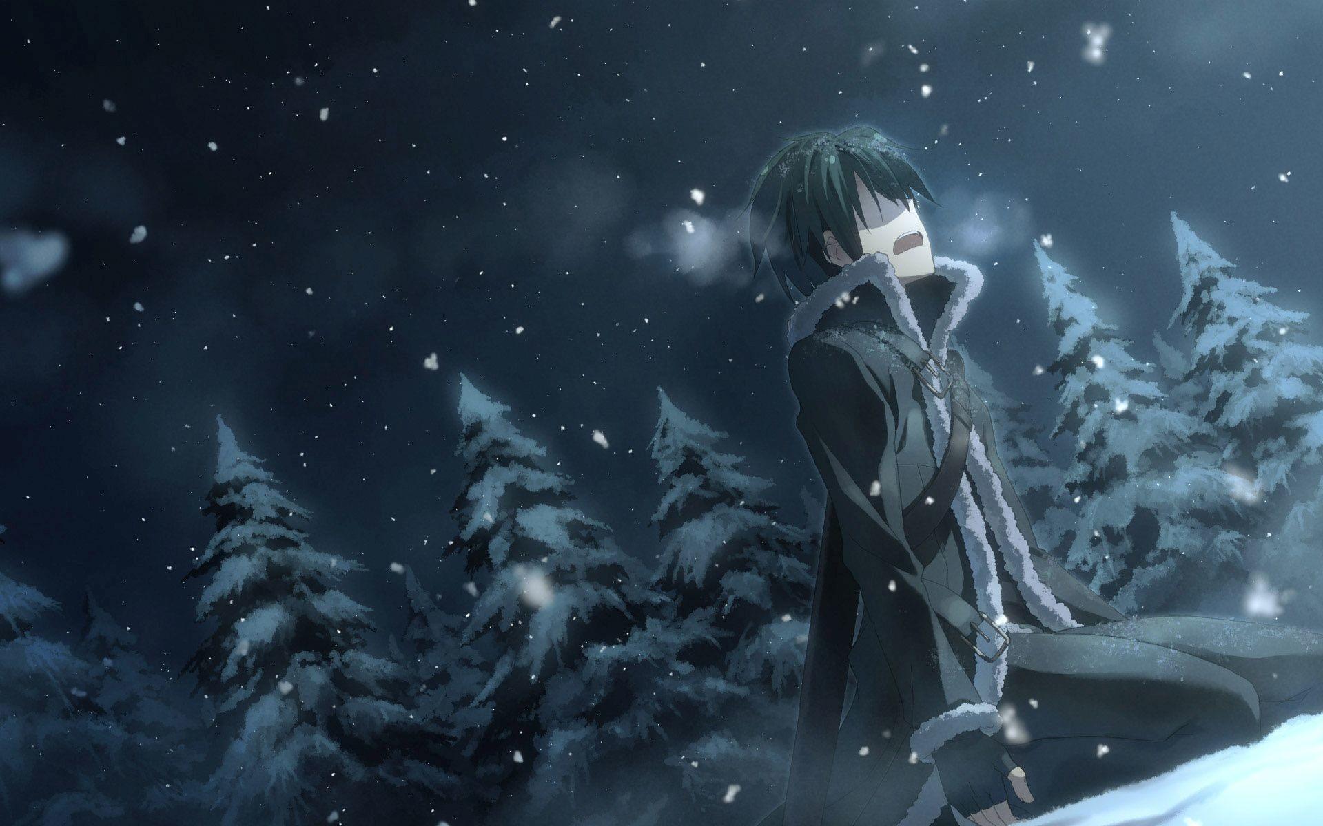 … Kirito – Sword Art Online HD Wallpaper 1920×1200