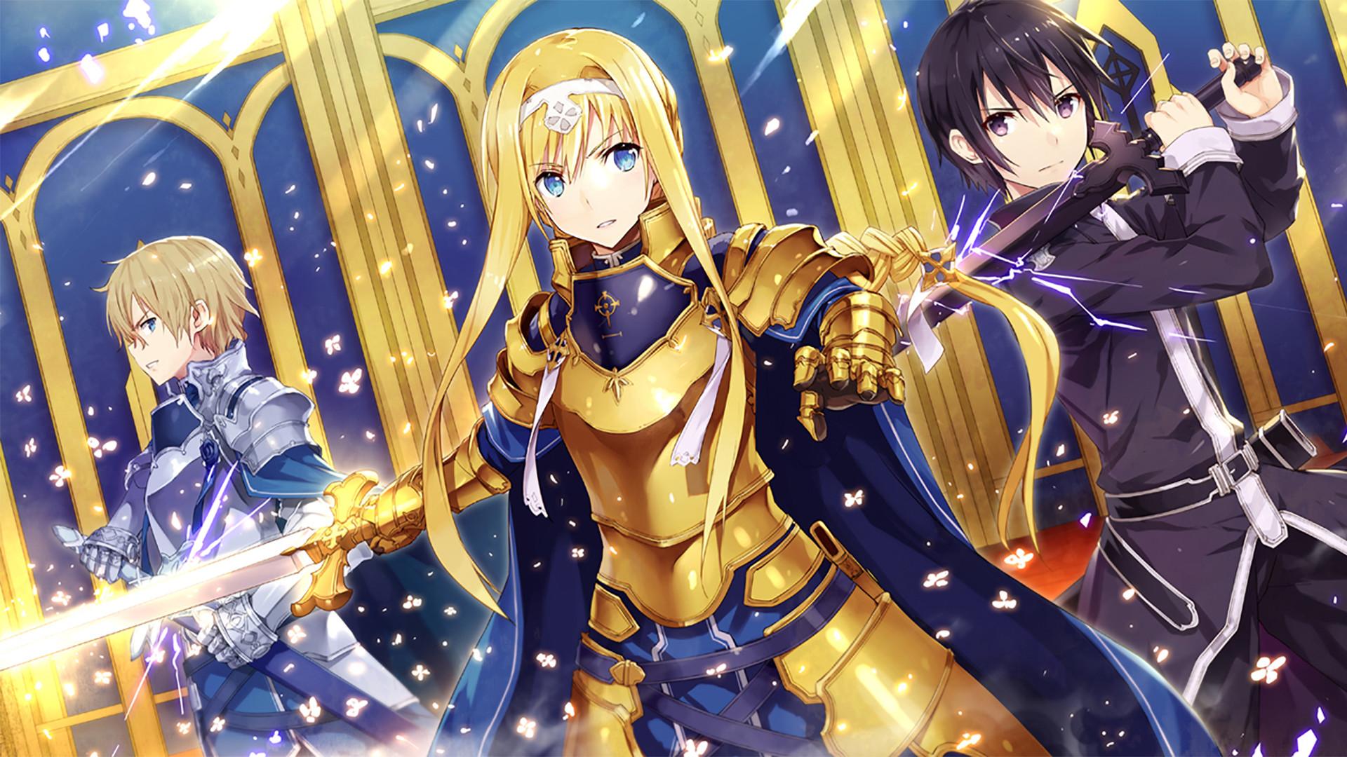 Eugeo Sword Art Online · HD Wallpaper | Background ID:733061