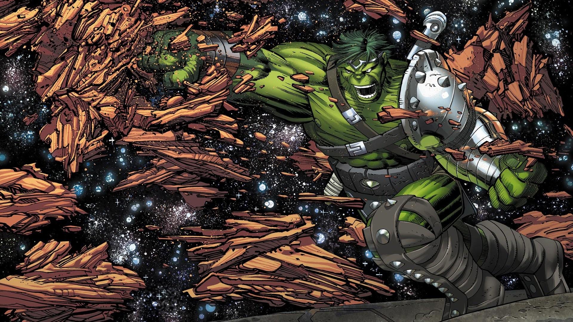 Comics – Hulk Wallpaper