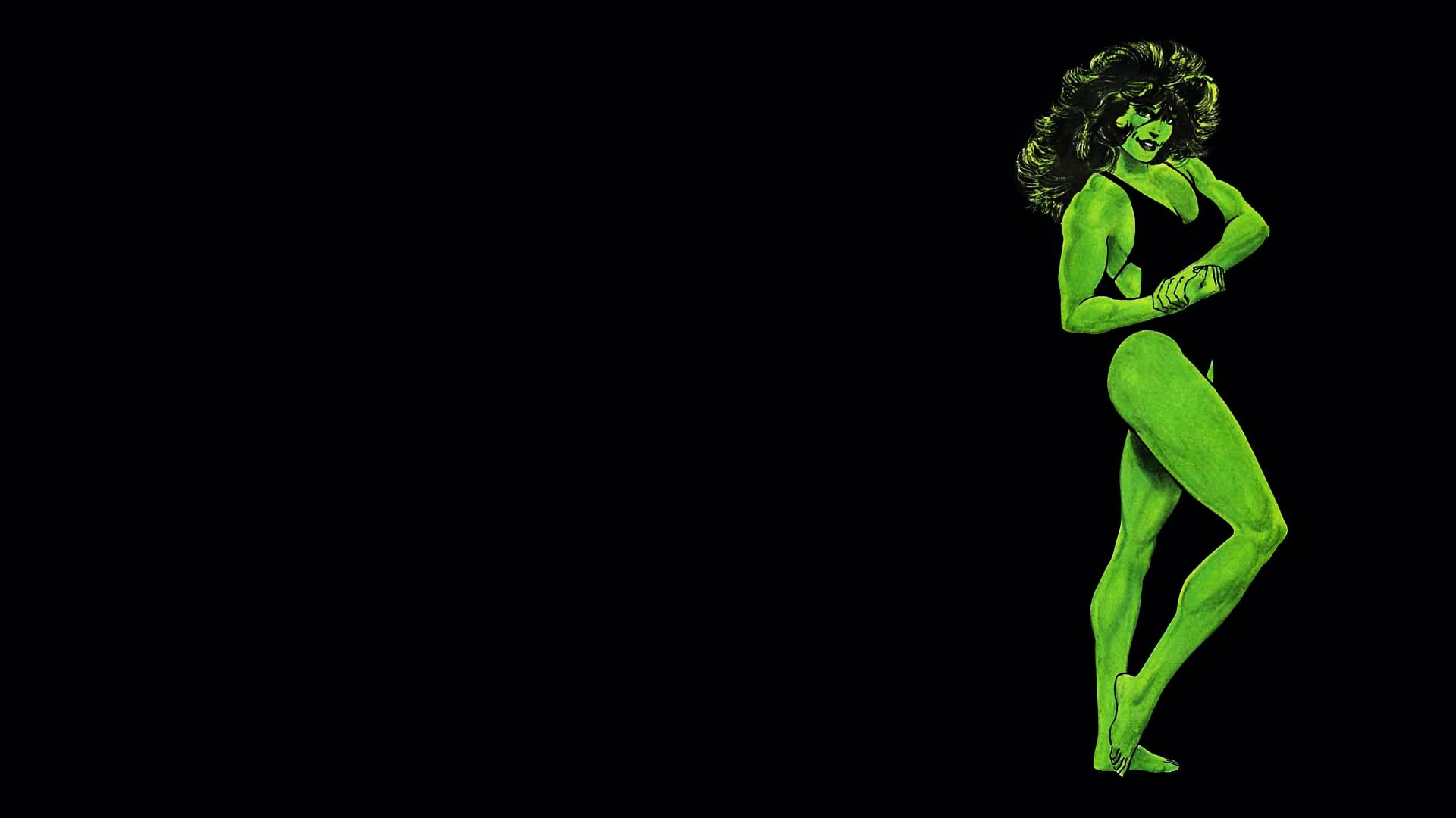 She-Hulk images She-Hulk – Barefoot HD wallpaper and background photos