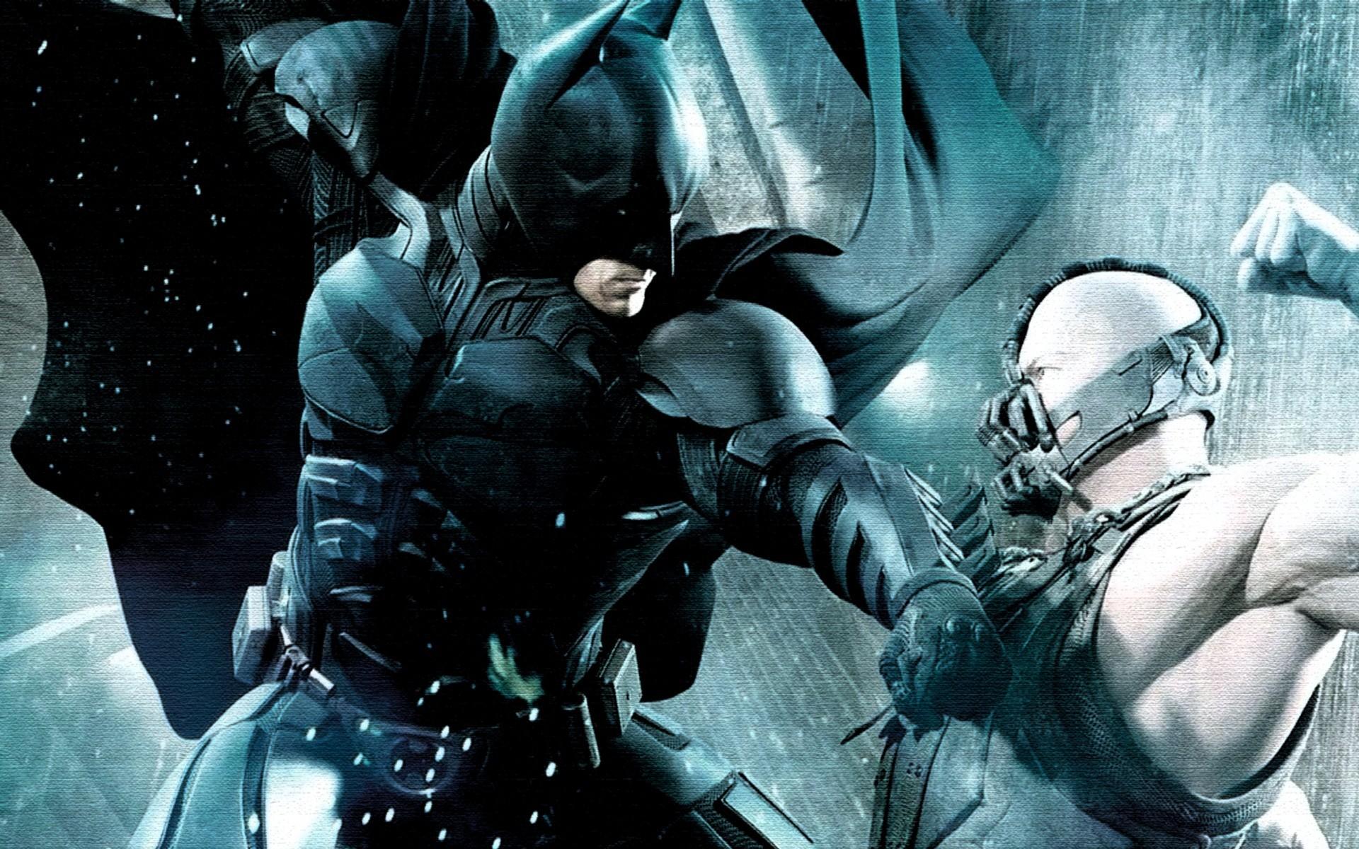 Batman Arkham Origins Bane Wallpaper