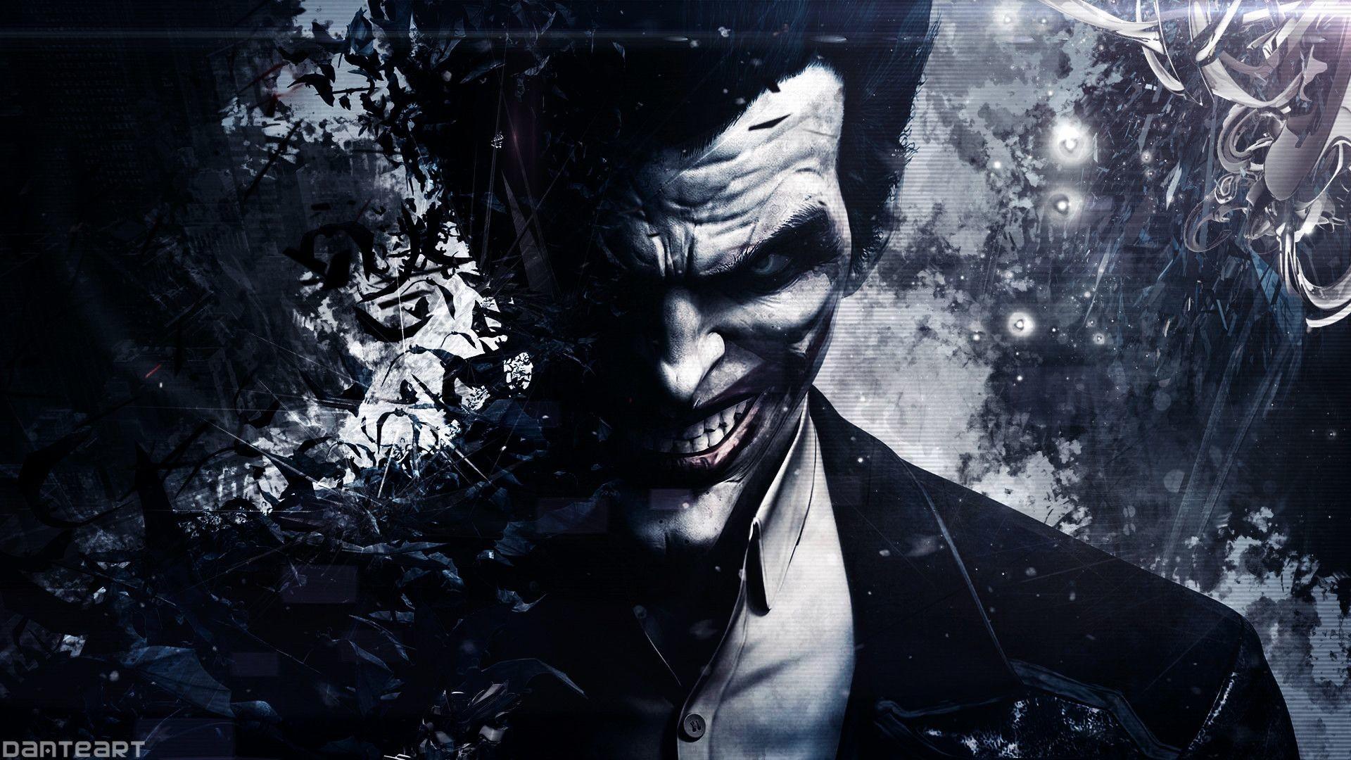 Batman Arkham Origins Joker Wallpaper by DanteArtWallpapers on DeviantArt