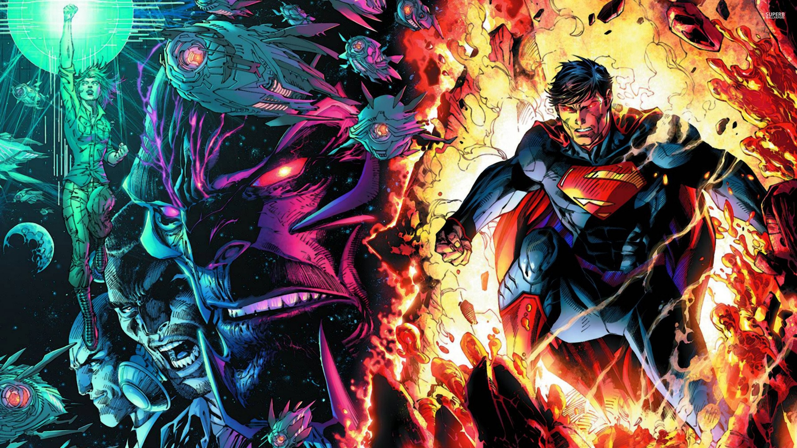 Dc Comics New 52 Wallpapers Full HD