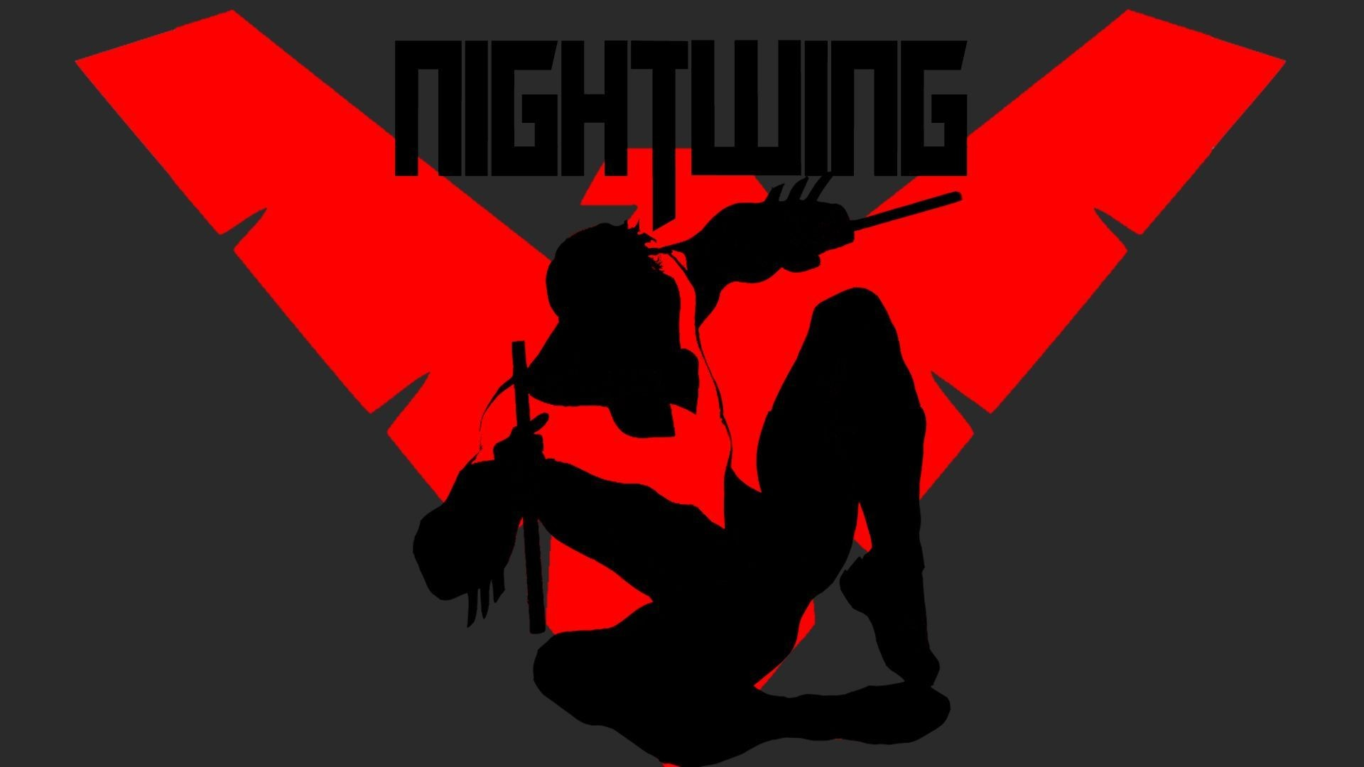 Nightwing New 52 Wallpaper High Resolution