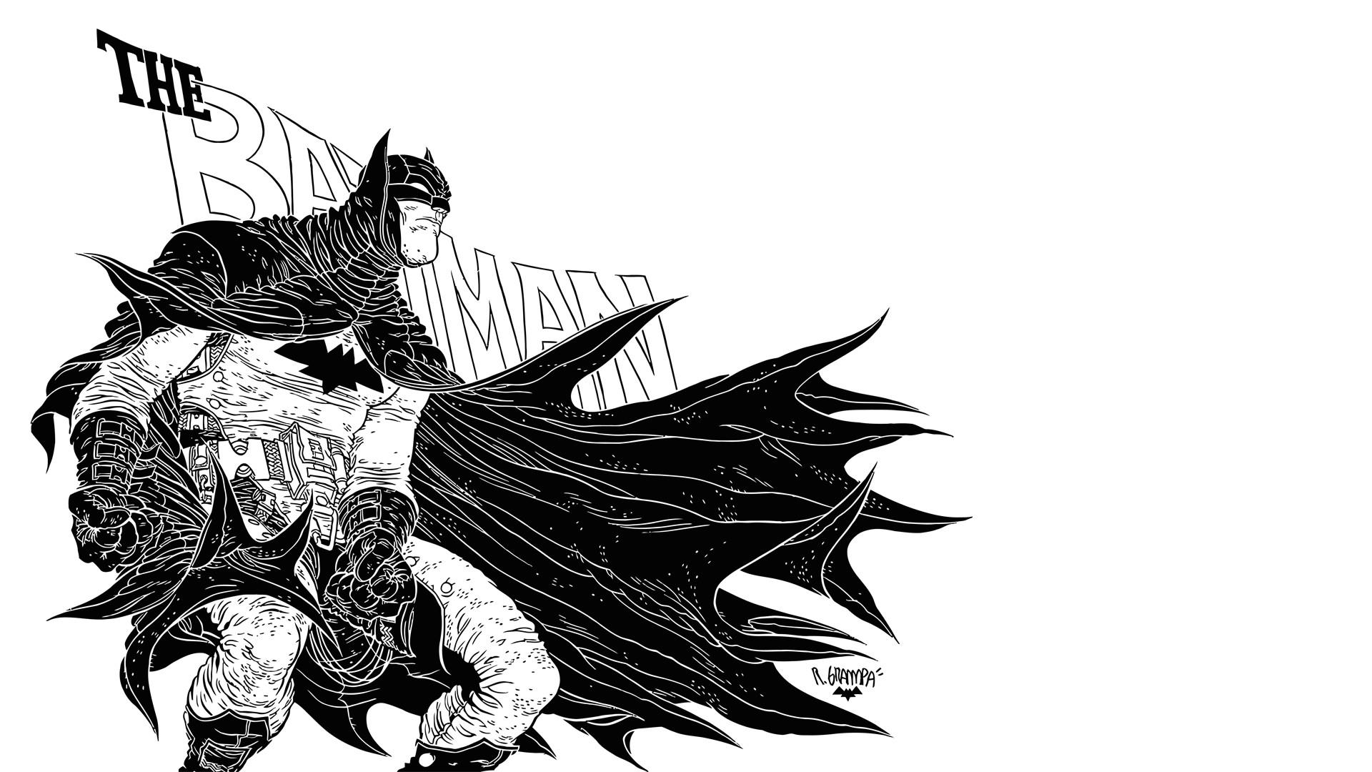 The Batman by Rafael Grampa – wallpaper (xpost from  /r/ComicWalls) …