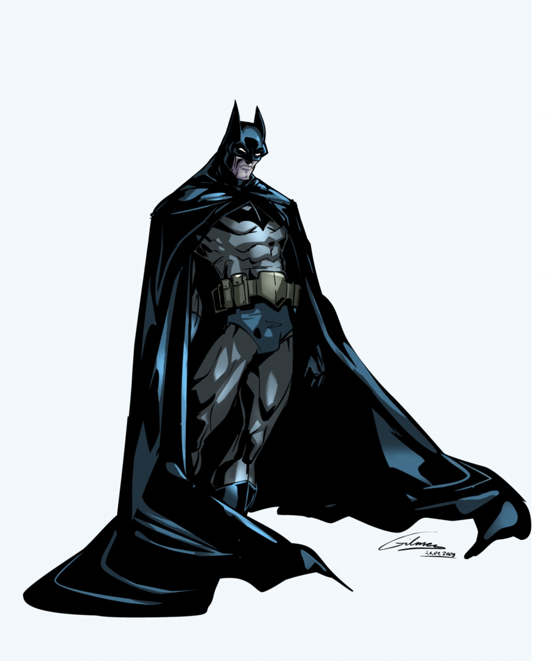 Famous Batman Cartoon HD Image Wallpaper Download Â« Anime Cartoon Wallpaper