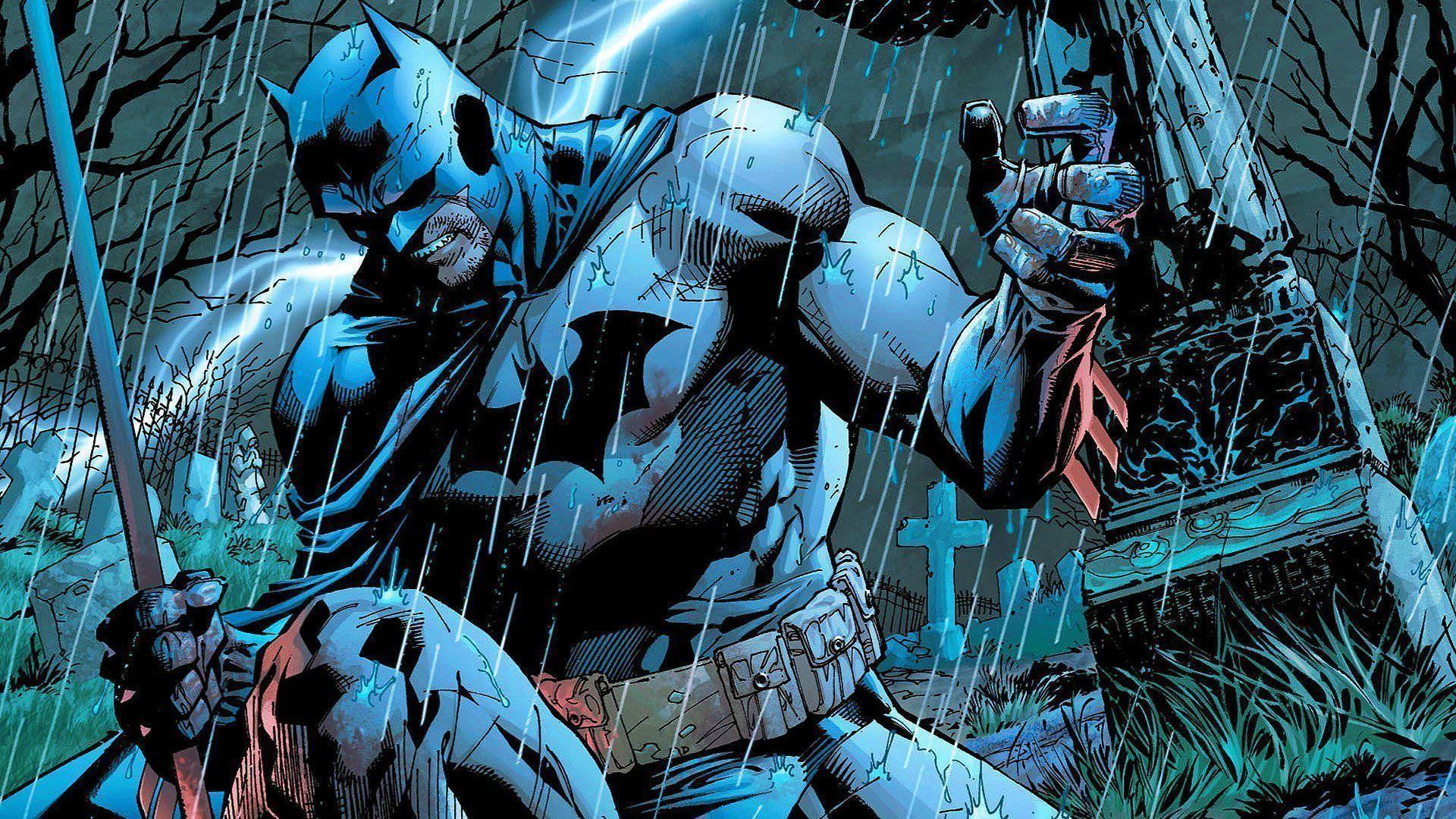 Batman Jim Lee Wallpaper – Viewing Gallery