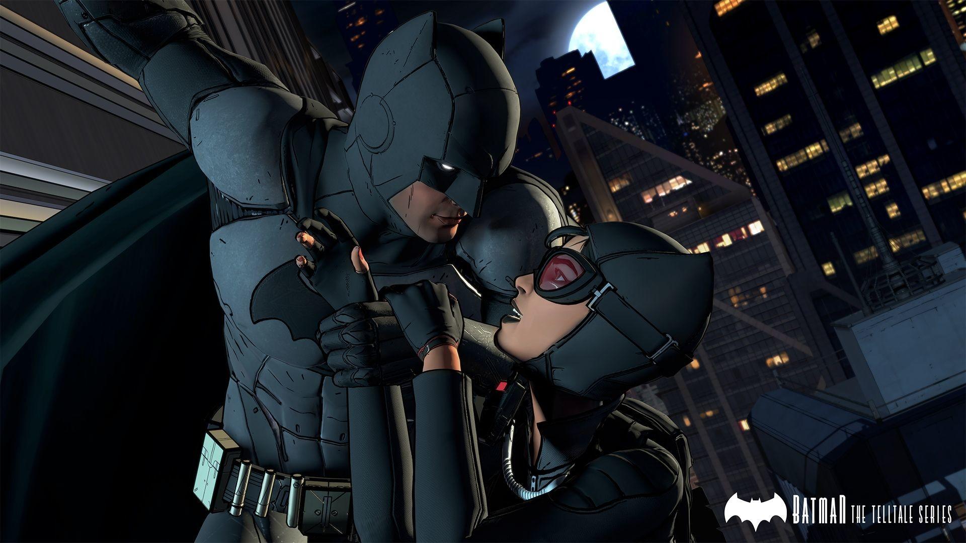 Batman The Telltale Series Cool Wallpaper Wallpaper