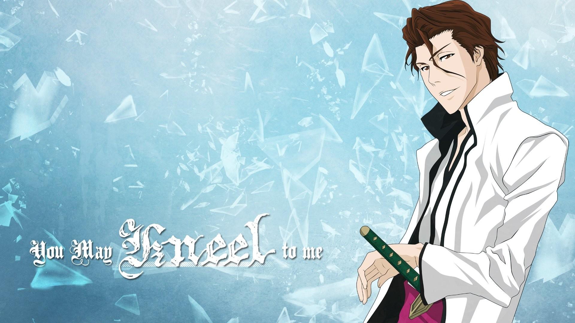 Anime – Bleach Sōsuke Aizen Wallpaper