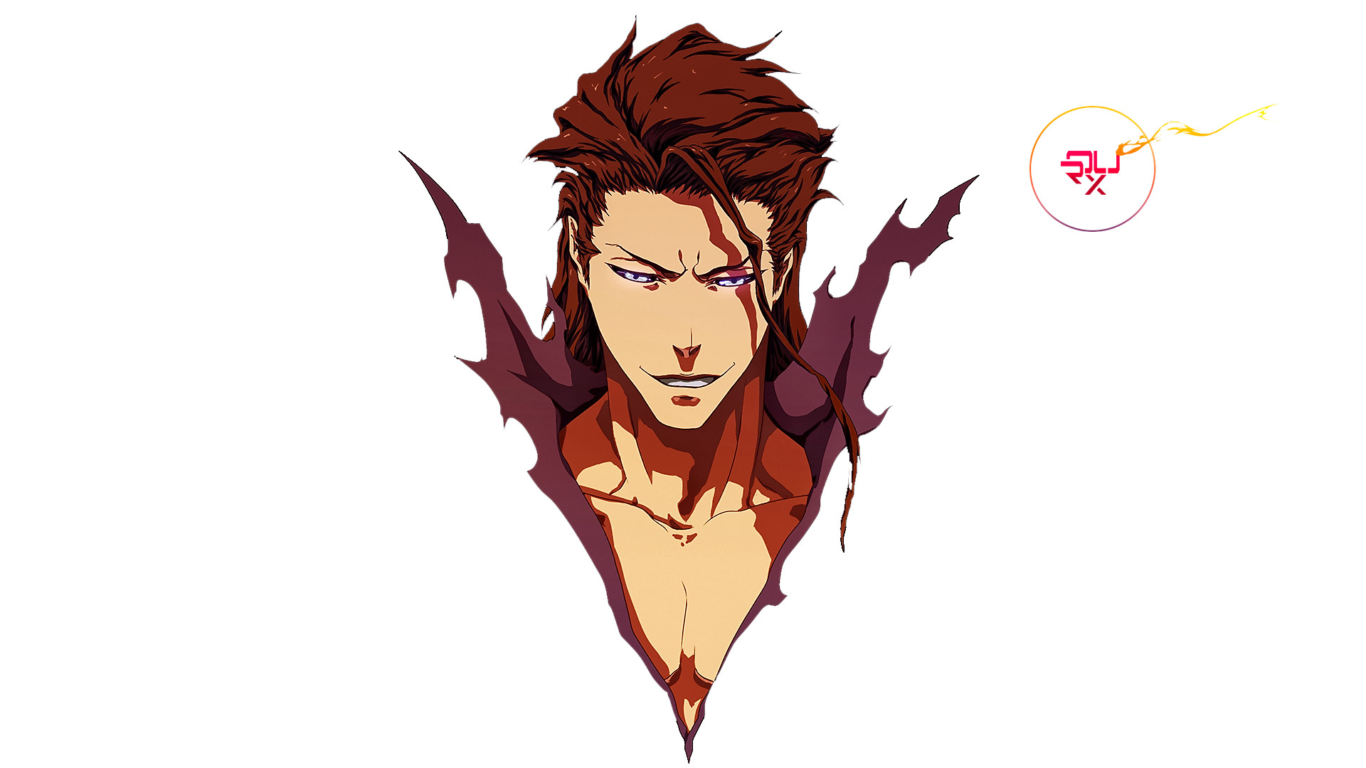IFrAgMenTIx for Aizen's render used on banner; orig03 …