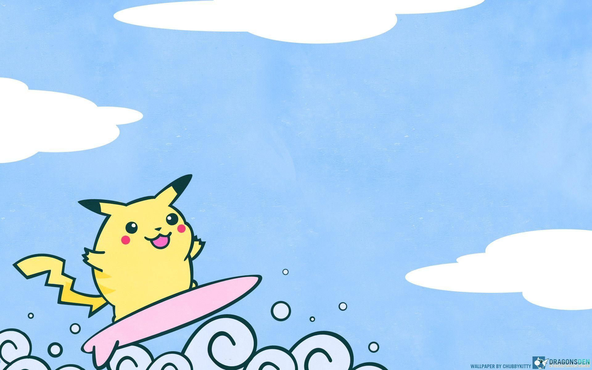 Pokemon Wallpaper Cute Pikhacu Image | Wallpaper | Basic Background