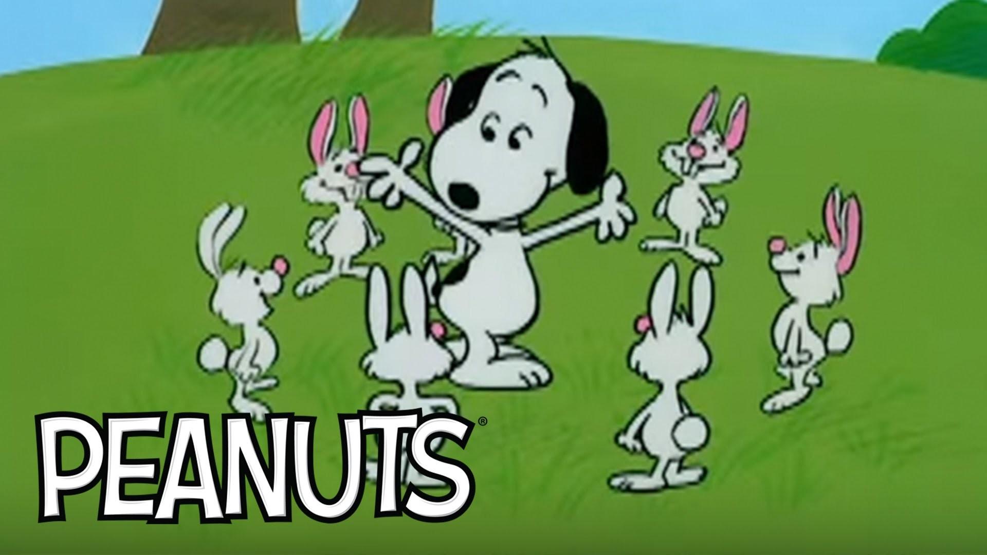 Snoopy's Bunny Dance