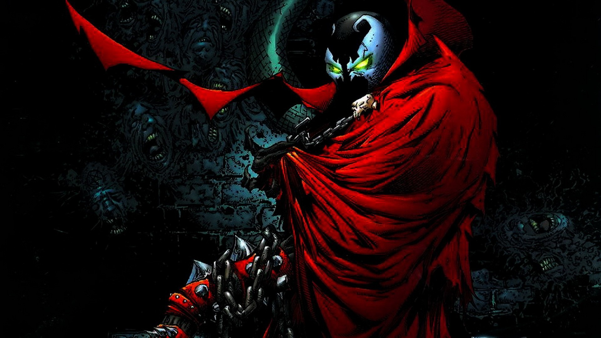 Spawn Background Wallpapers