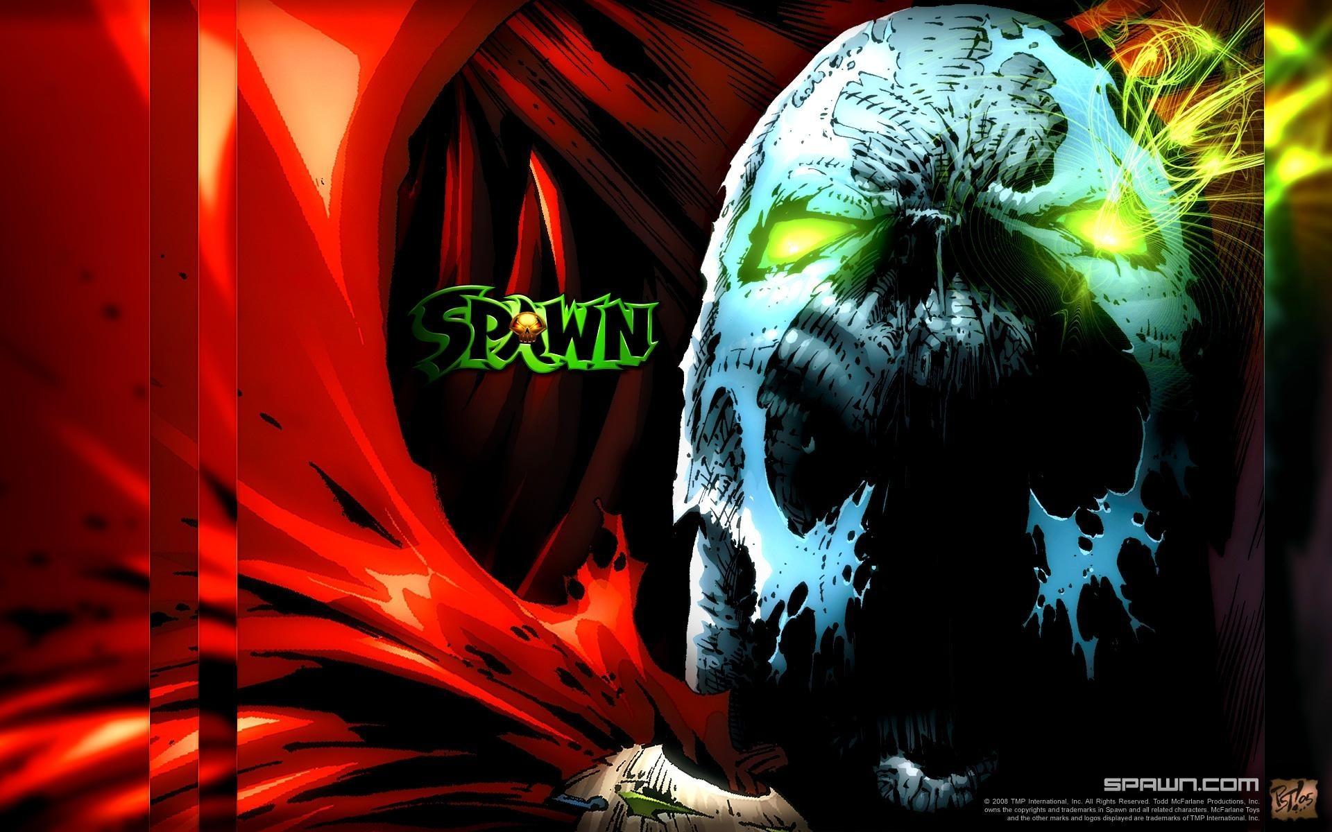 Spawn, Todd McFarlane, Image Comics Wallpapers HD