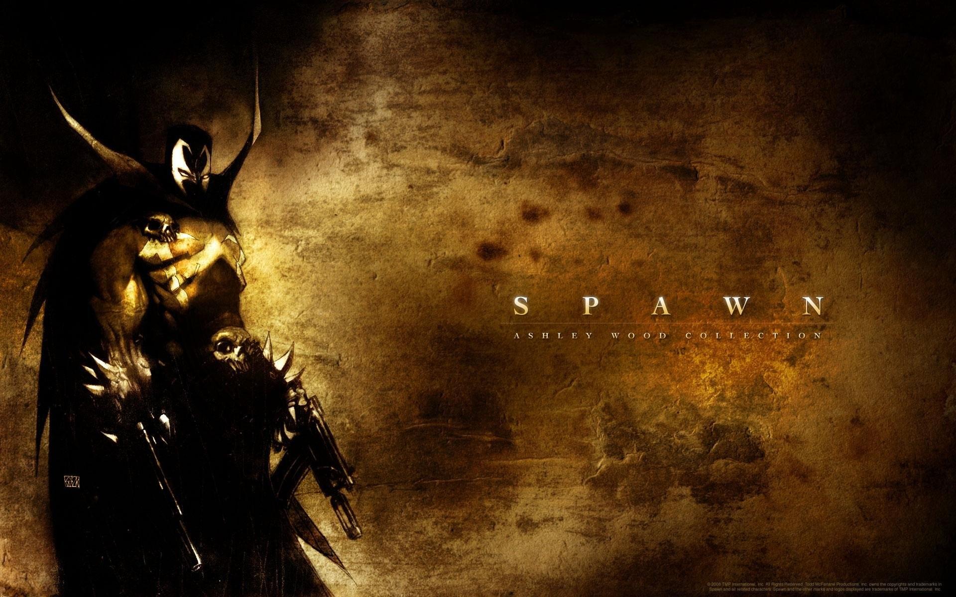 Spawn Dark