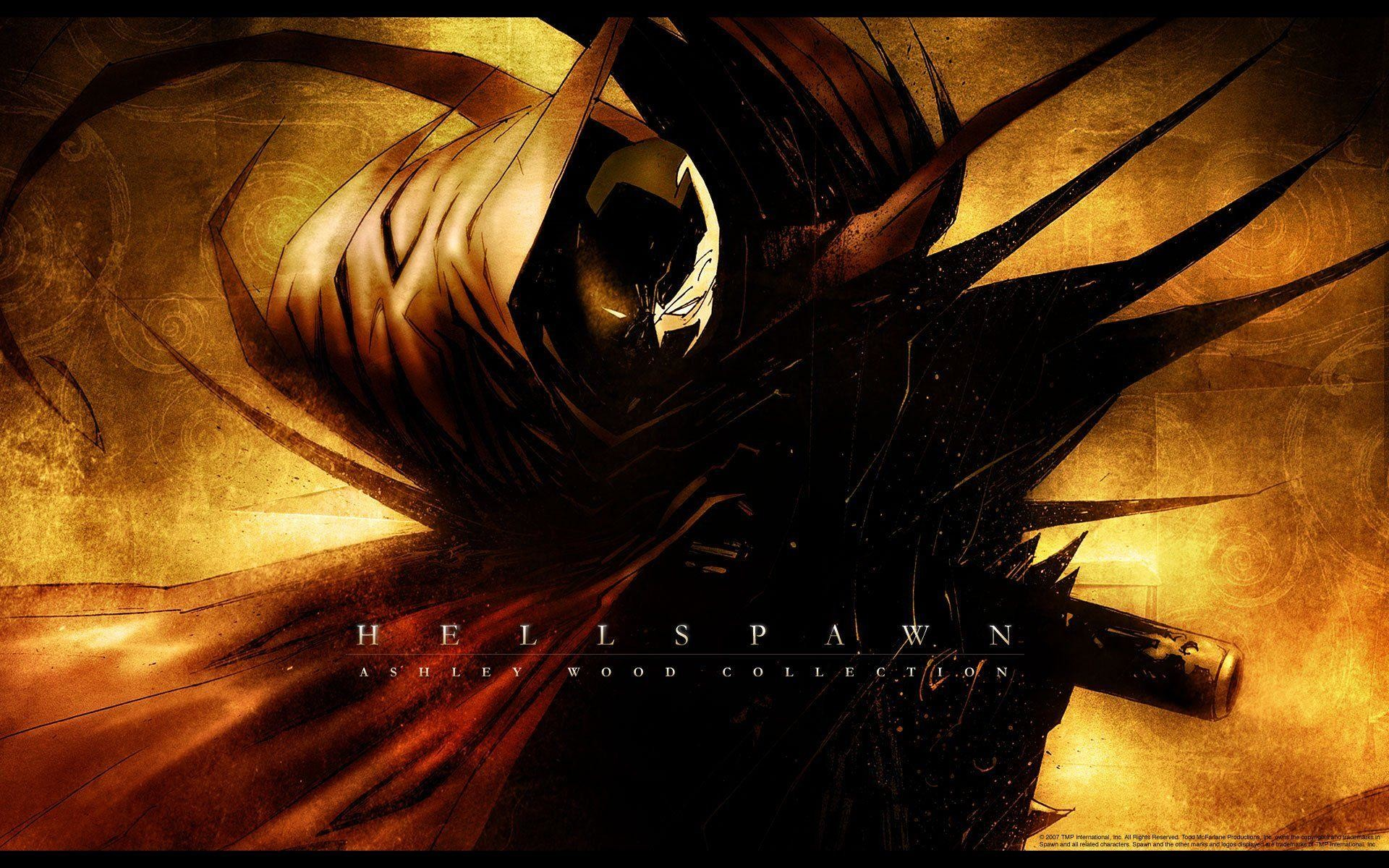 Hellspawn Hell Spawn Wallpapers Wallpaper Cave