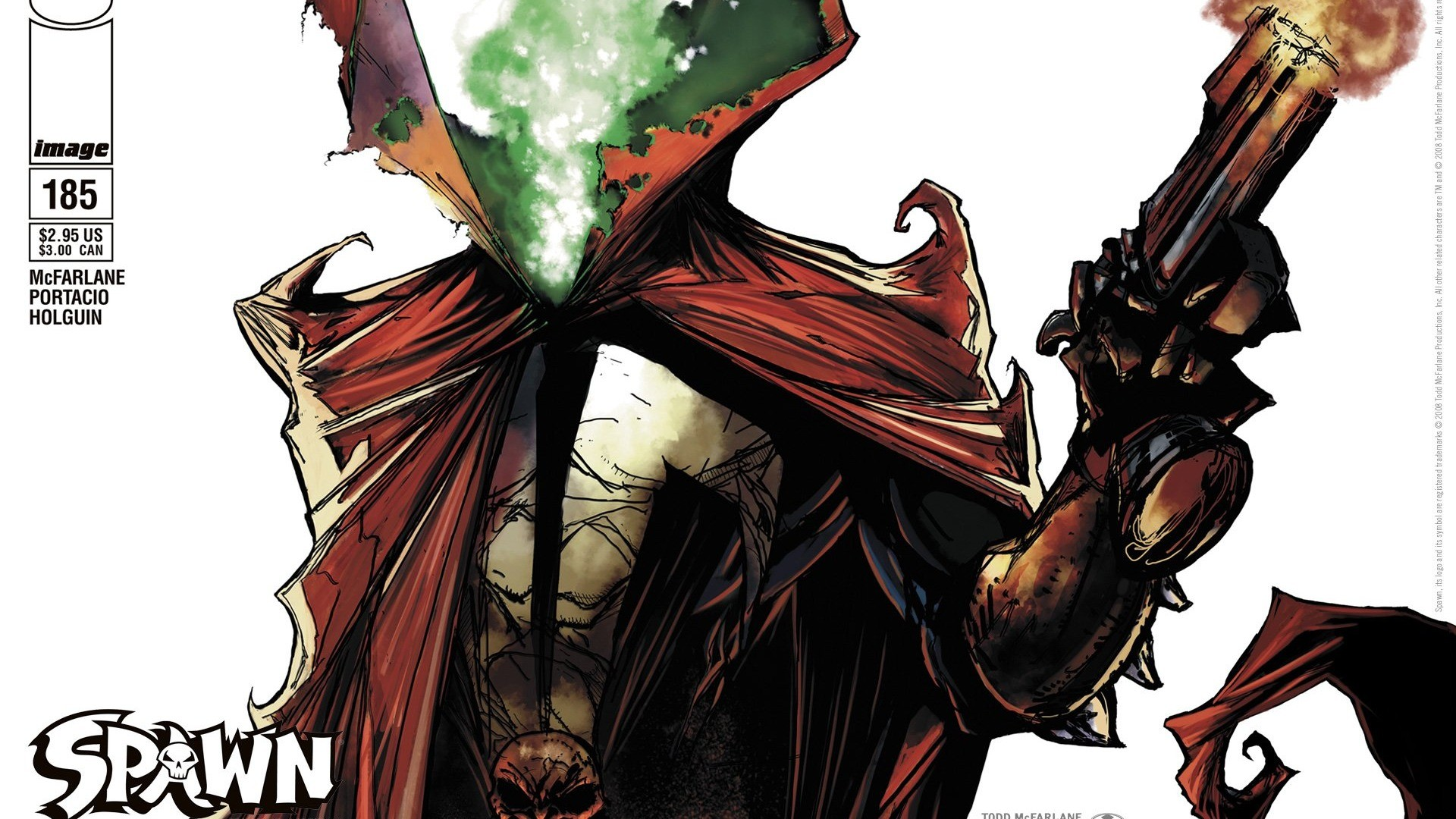 Spawn HD Wallpapers #9 – 1920×1080.