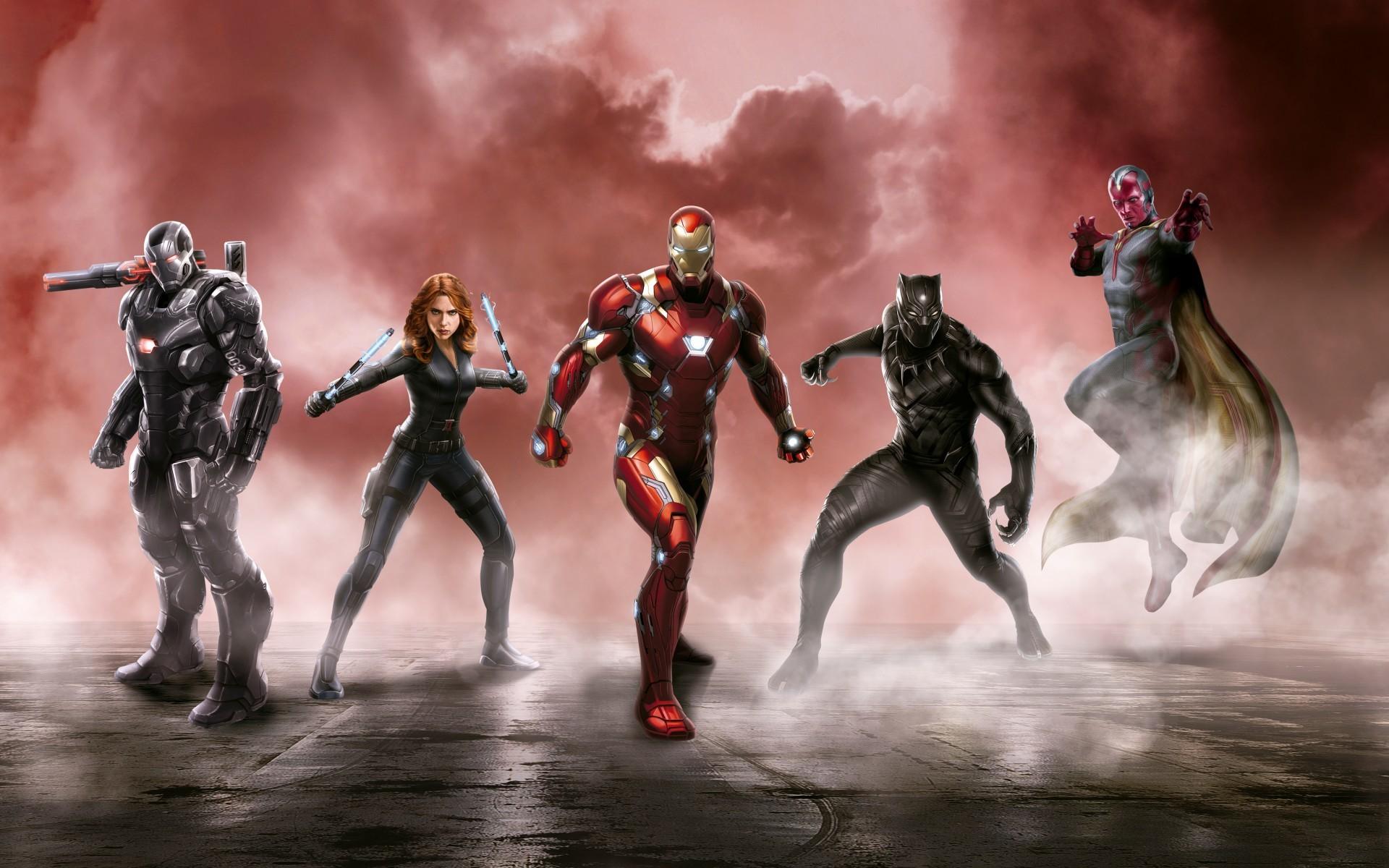 Movies / Captain America Wallpaper