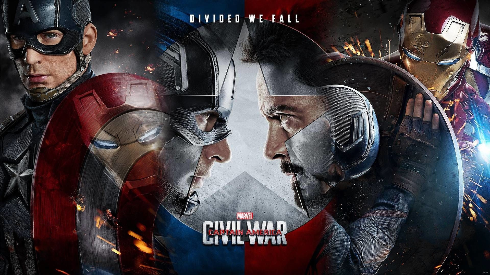 Team 'Captain America: Civil War' Movie and Character Posters revealed Team  Ironman: Civil War Short on Spiderman captain-america- …