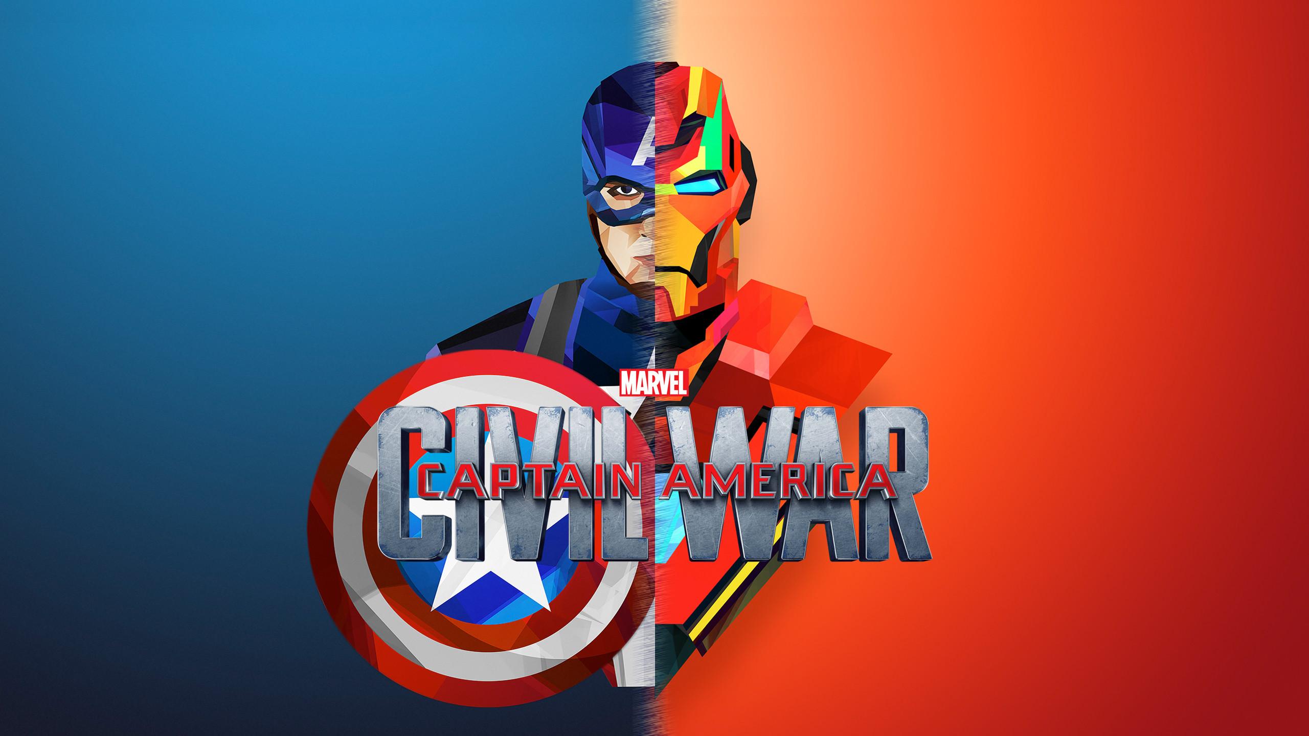 Captain America Civil War Team wallpapers (5 Wallpapers)