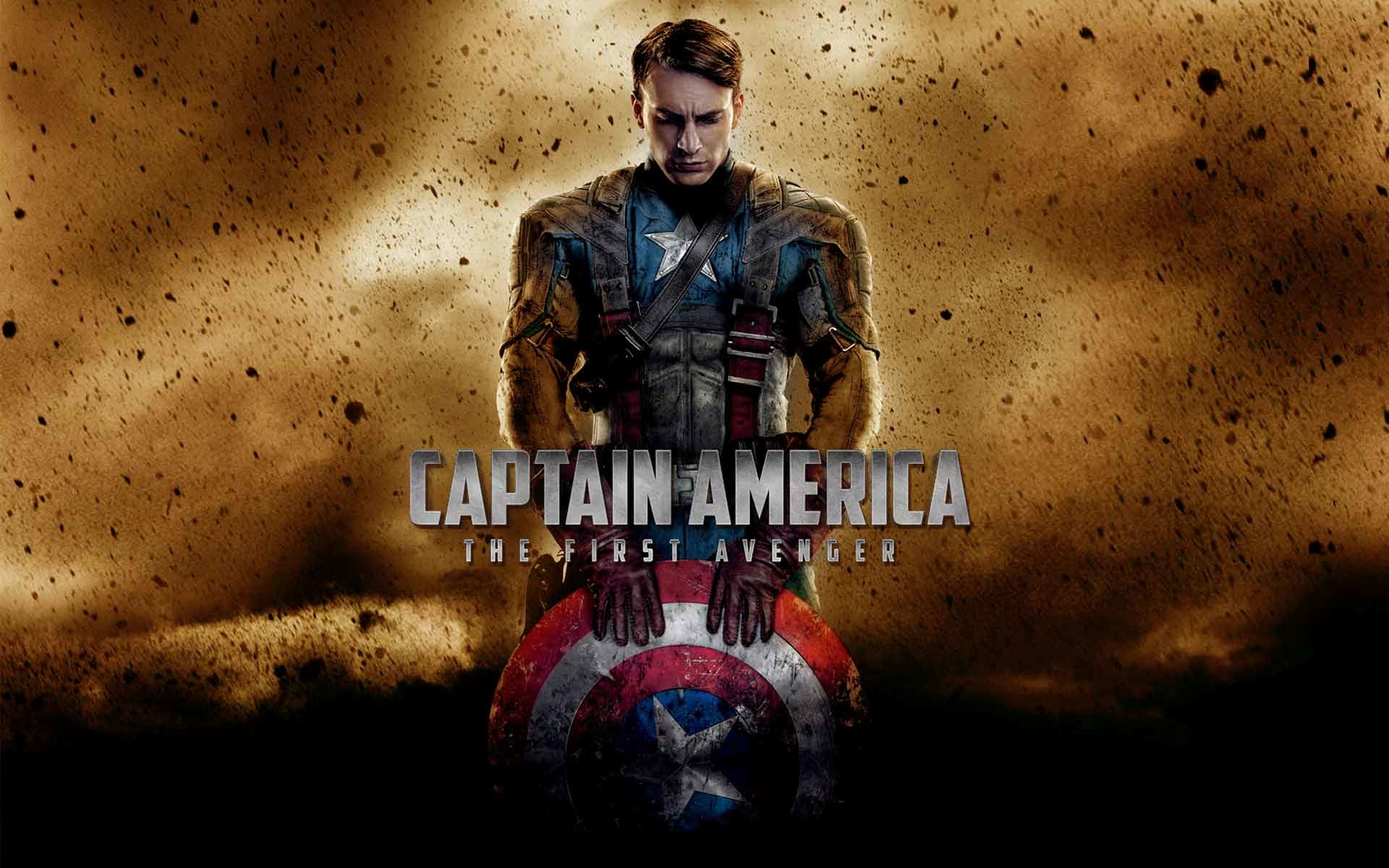 Captain America Wallpapers High Quality   Download Free