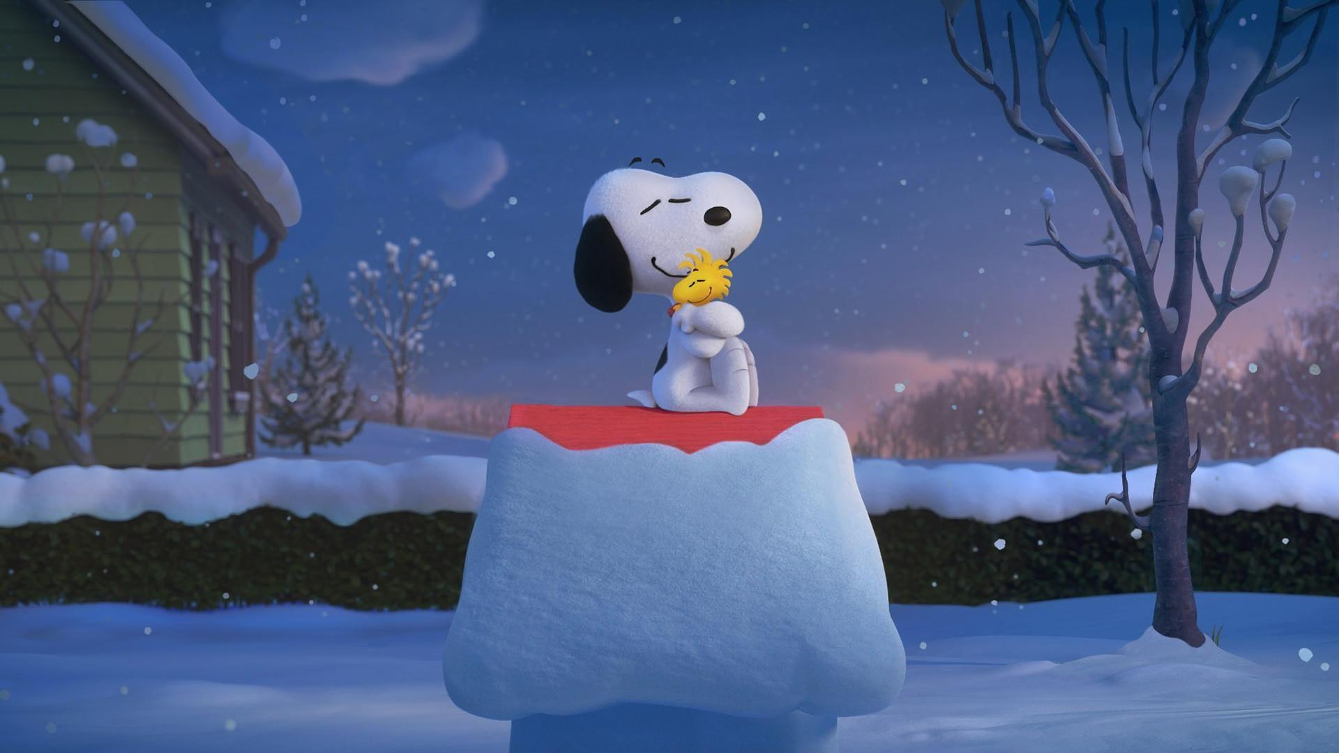 Snoopy-wallpaper-woodstock