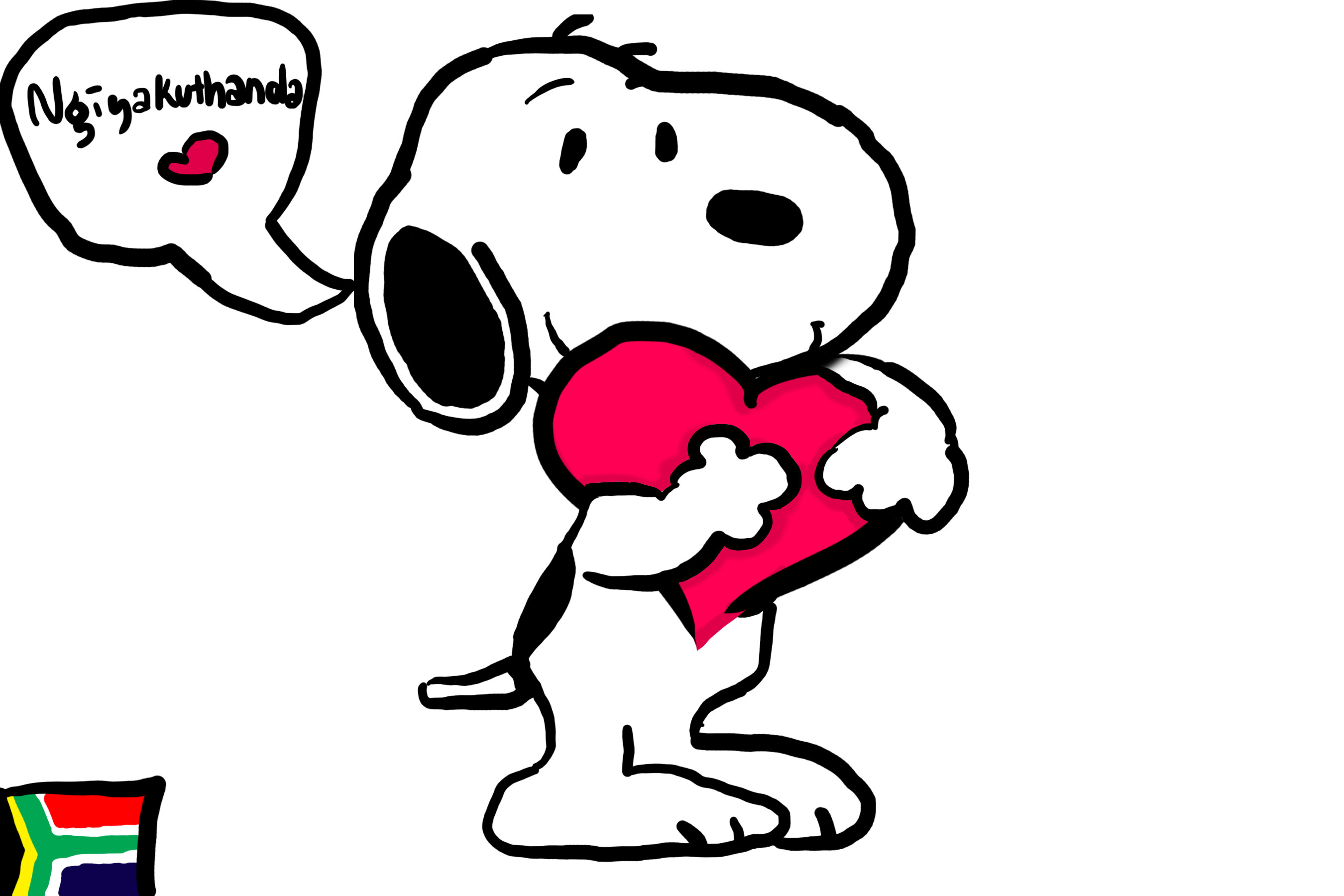 Incredible Snoopy