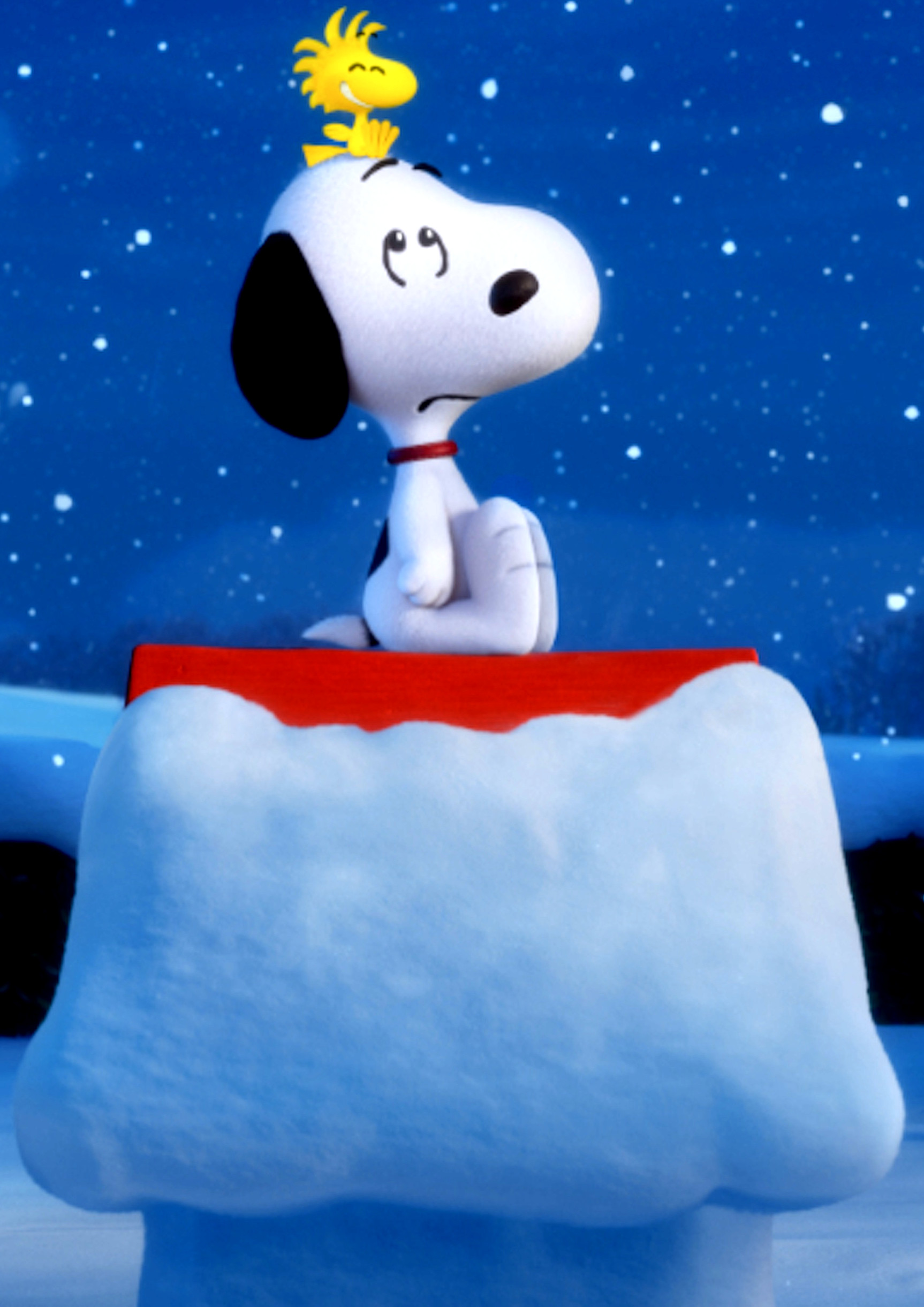 … The Peanuts Movie (Snoopy And Woodstock) by BradSnoopy97