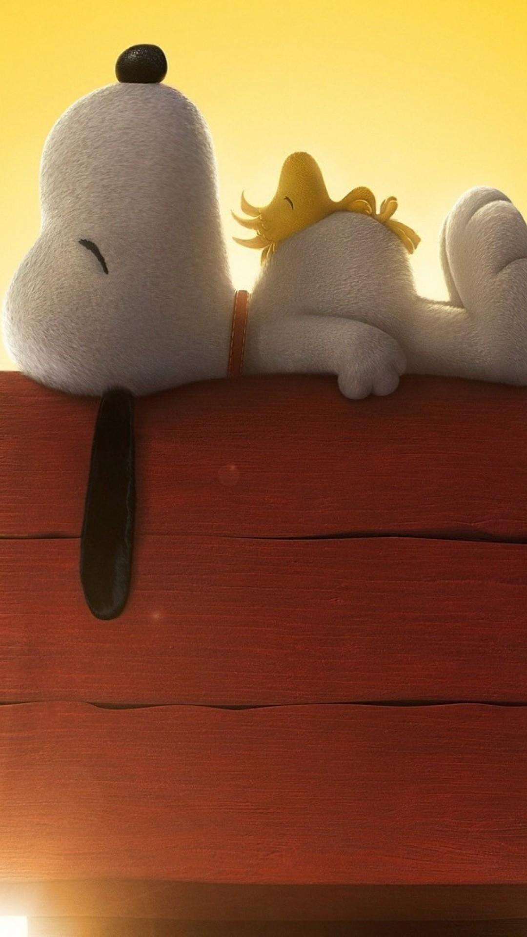 Fondo de pantalla Snoopy Dog 1080×1920