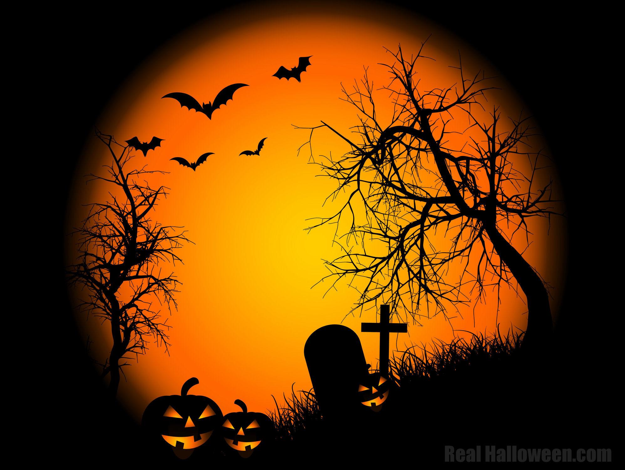 Backgrounds For Halloween – Wallpaper Zone
