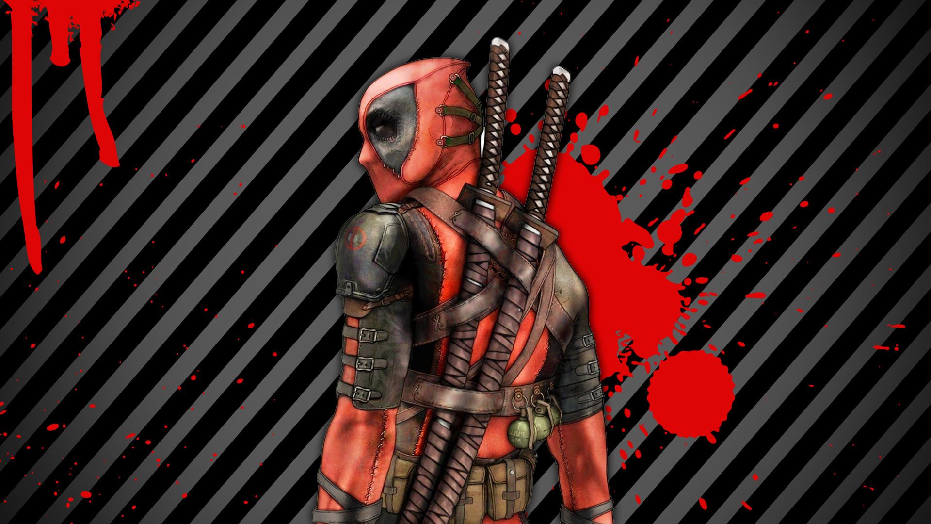 Comics – Deadpool Merc with a Mouth Wallpaper