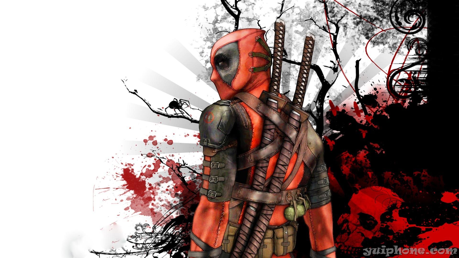 Deadpool movie HD Wallpaper
