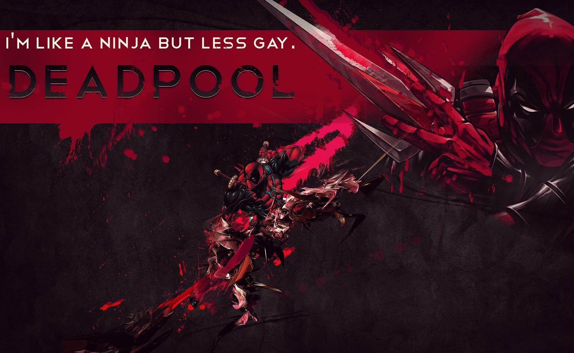 Deadpool free wallpapers
