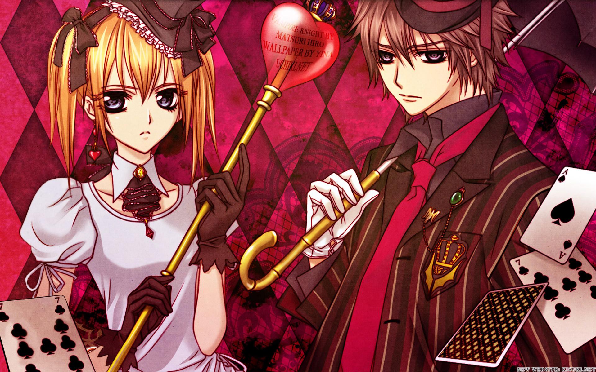 Vampire Knight · download Vampire Knight image