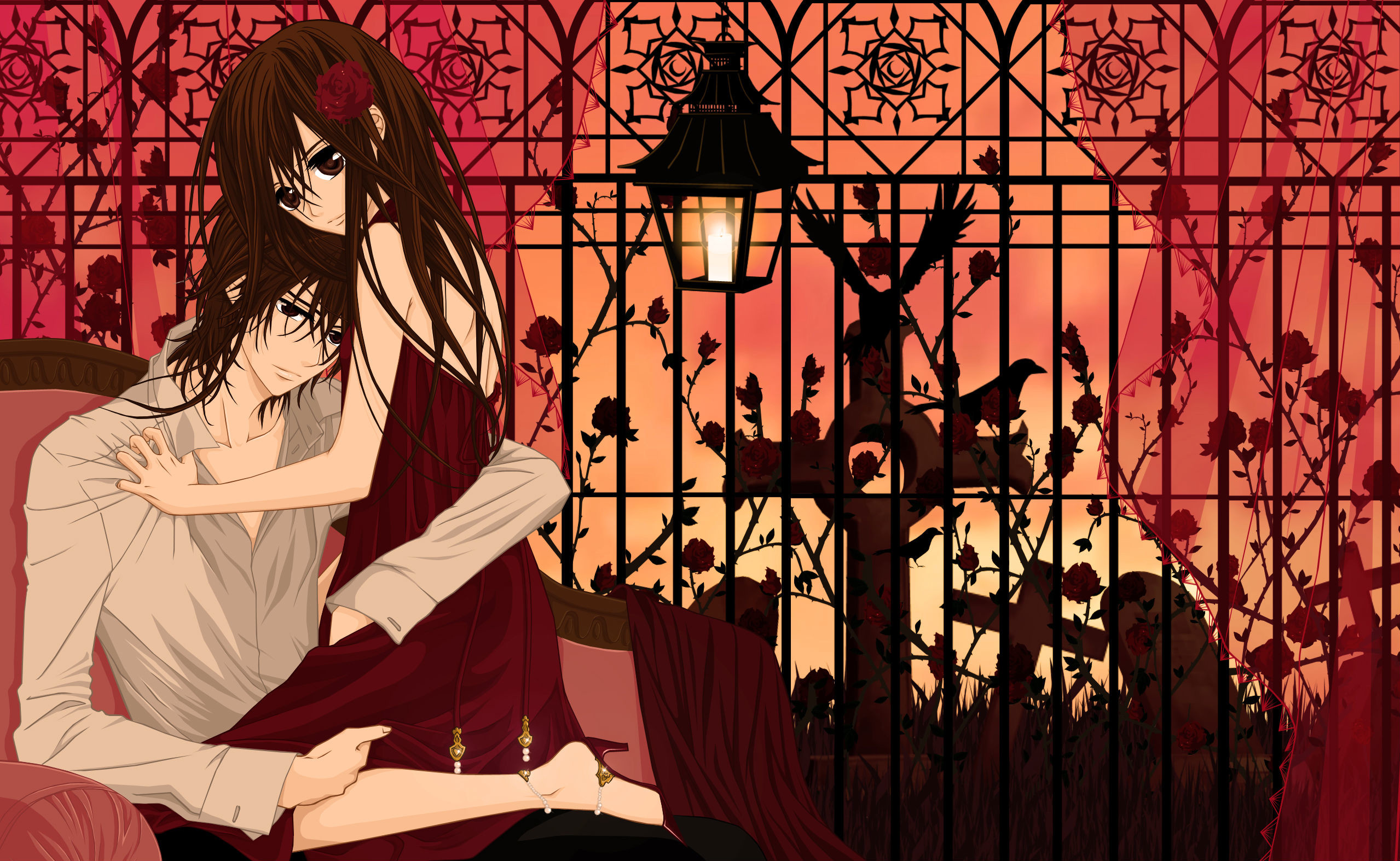 135 Vampire Knight HD Wallpapers   Backgrounds – Wallpaper Abyss – Page 2