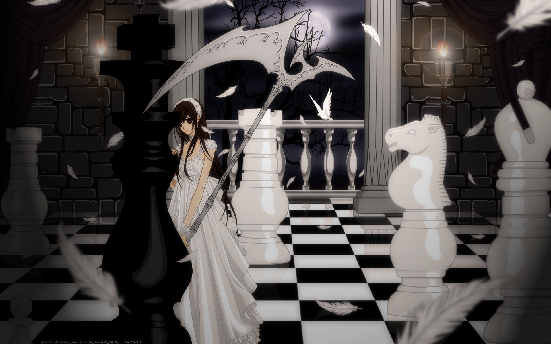 Photo Vampire Knight Scythe
