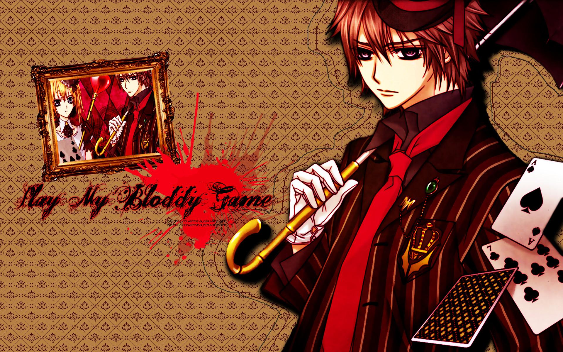 Vampire Knight & Twilight images Senri Shiki HD wallpaper and background  photos