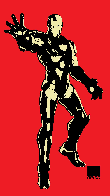 Iron Man Marvel iphone themes Download Iron Man Marvel iphone