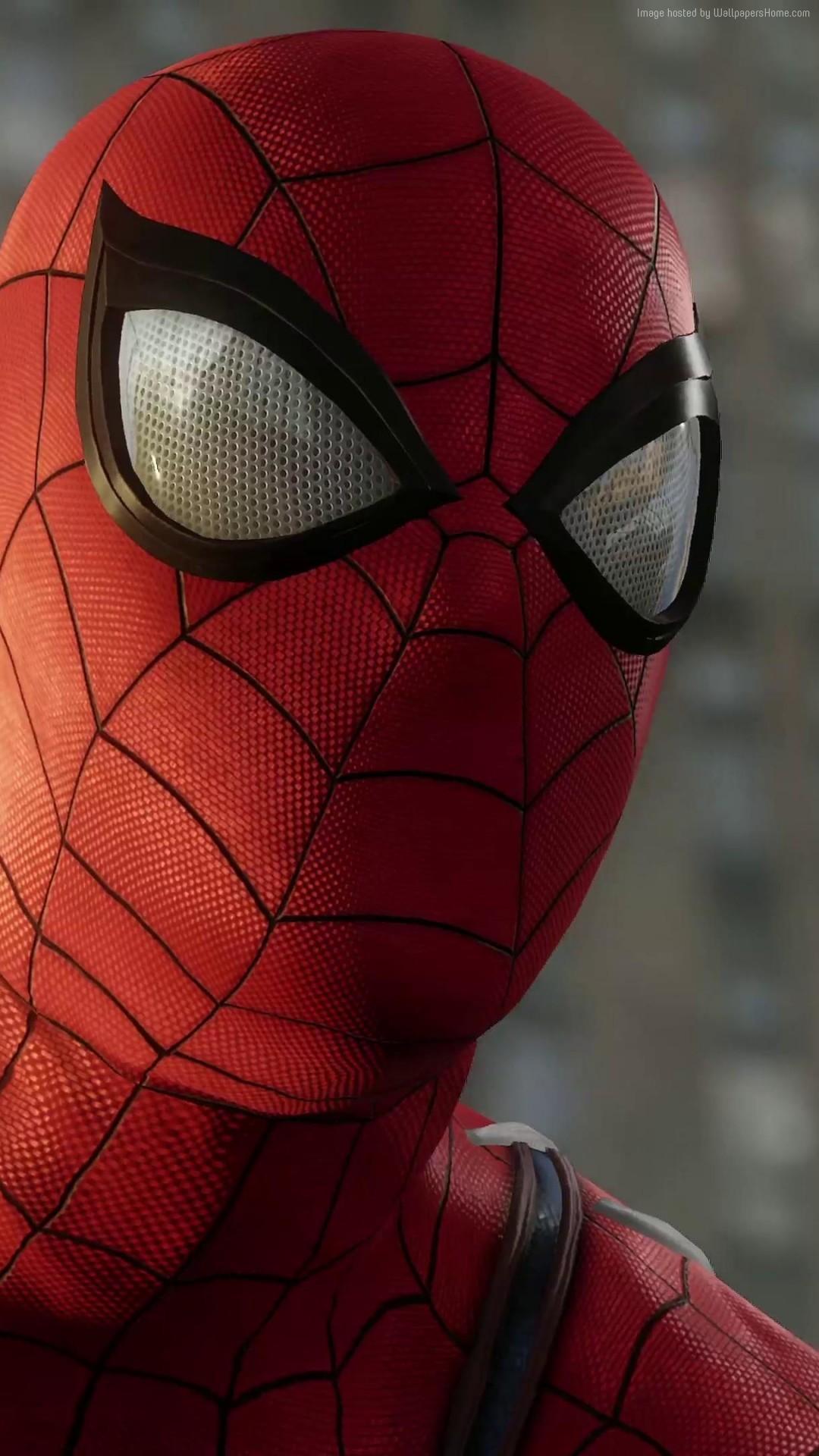 chelovek pauk wallpaper spider man marvel superhero ps4 iphone 7 wallpapers