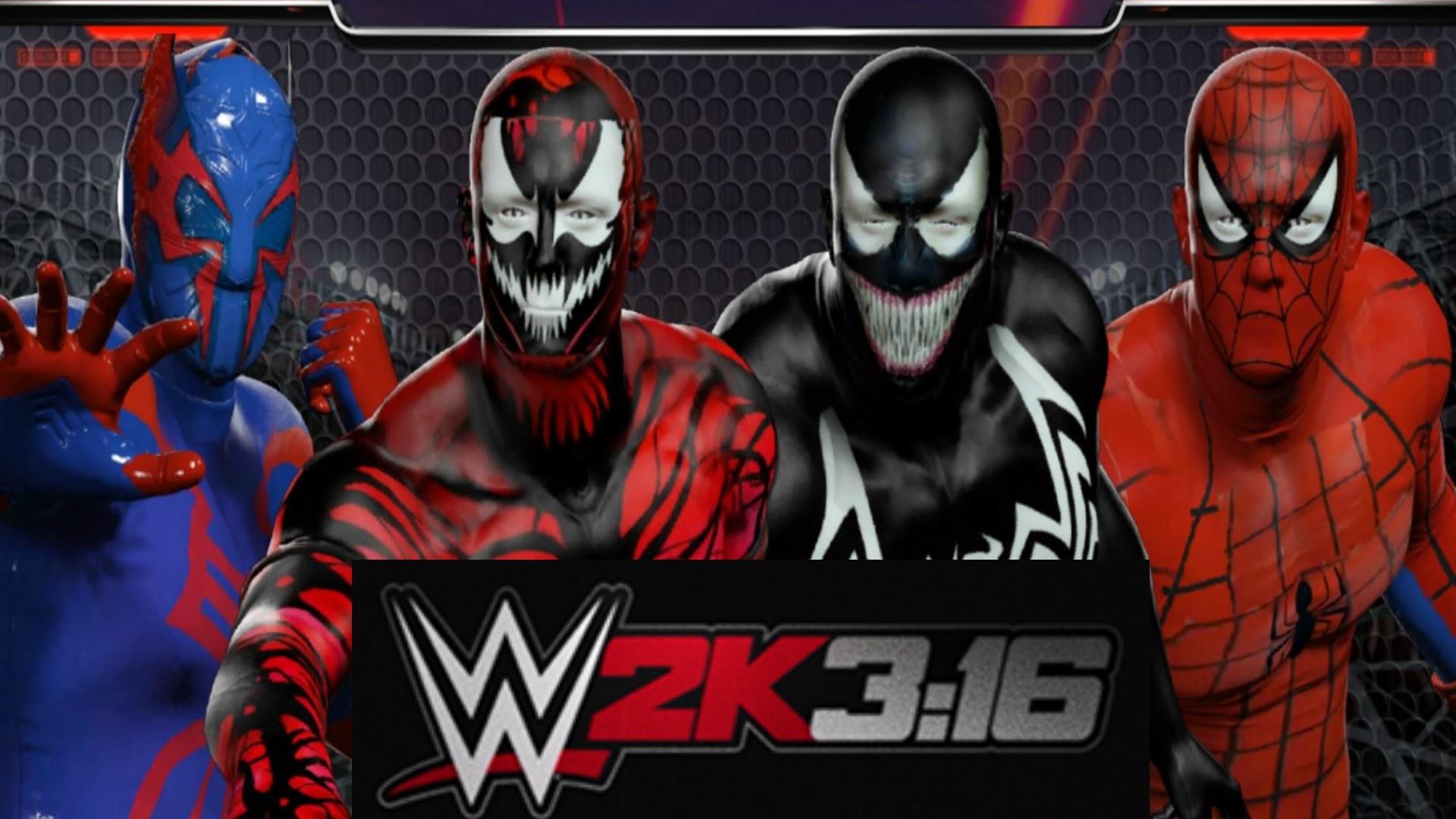 Venom Vs Carnage Wallpaper High Resolution