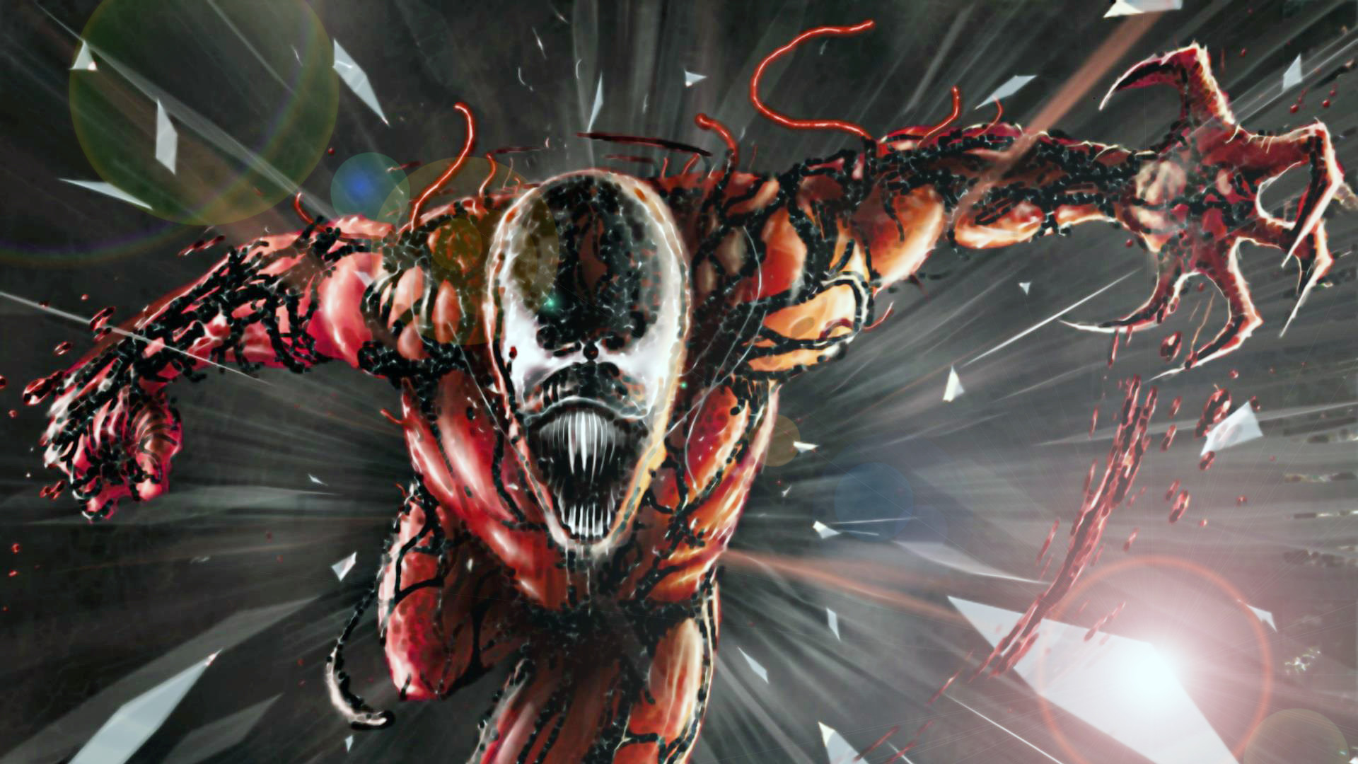 Displaying 18> Images For – Toxin Marvel Wallpaper
