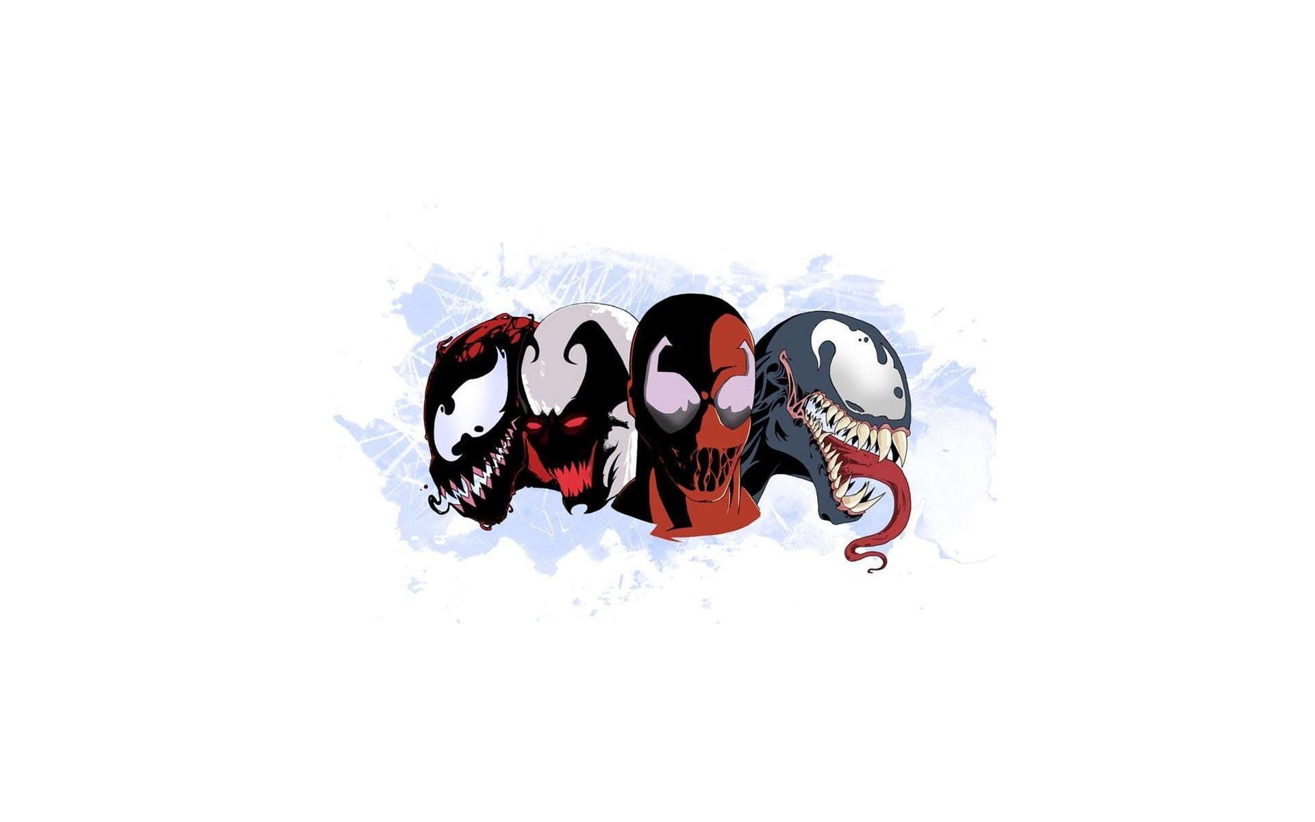 venom venom marvel symbiote symbiotes toxin toxin carnage carnage