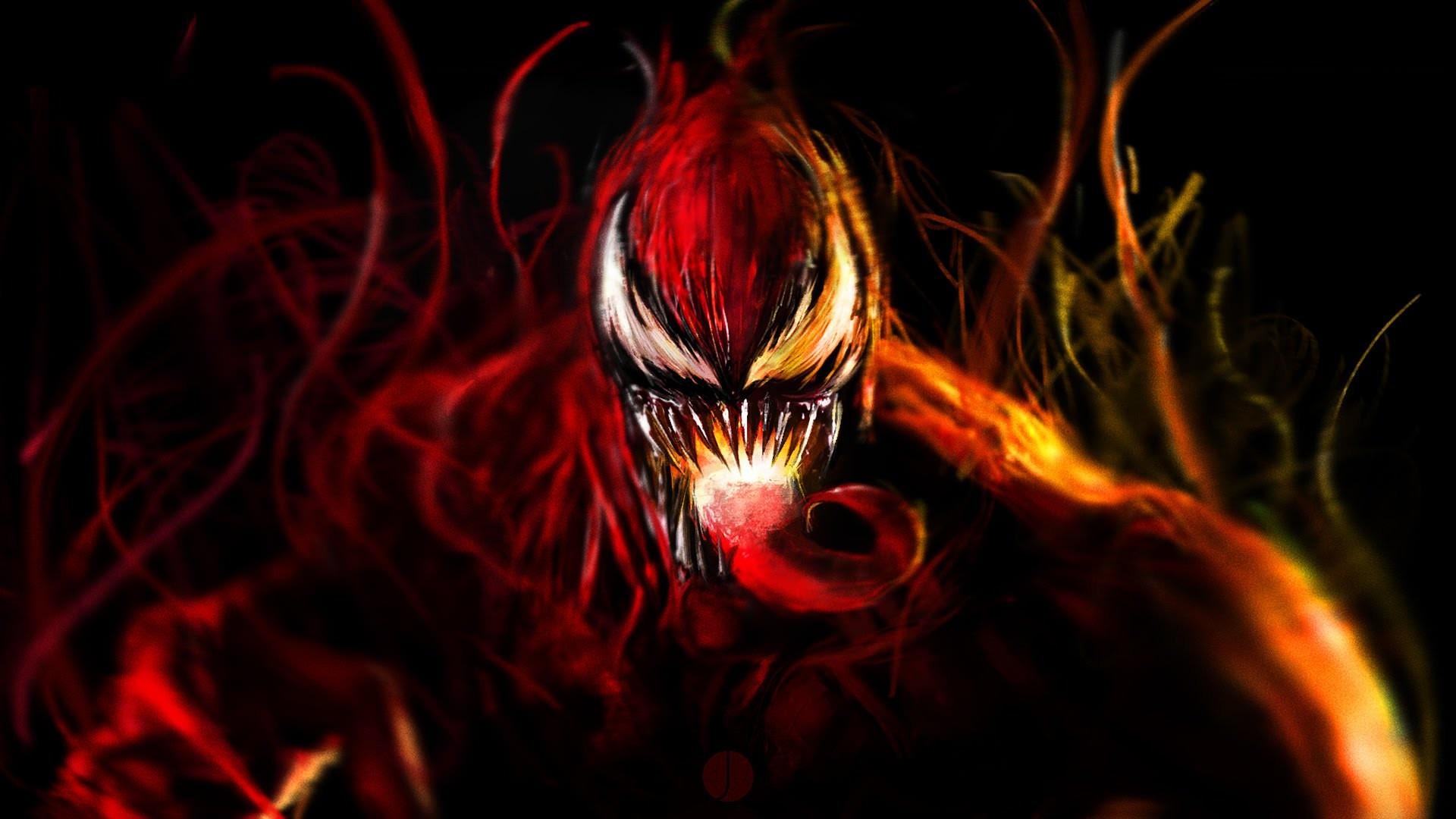 Venom vs Carnage Marvel Comics Wallpaper 7746