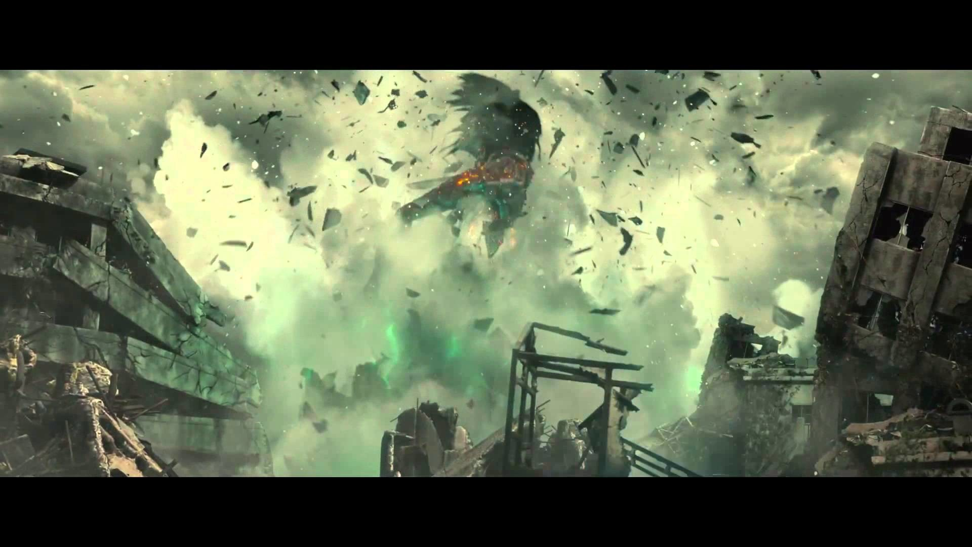 Attack on Titan 進撃の巨人 (Shingeki no Kyojin) Live Action Final Trailer HD
